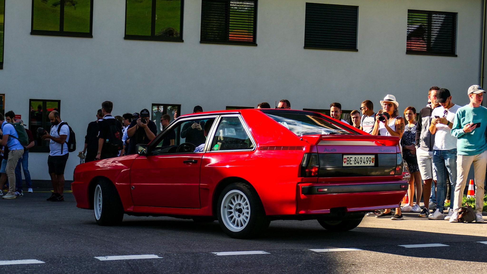 Audi Sport quattro - BE-849499 (CH)