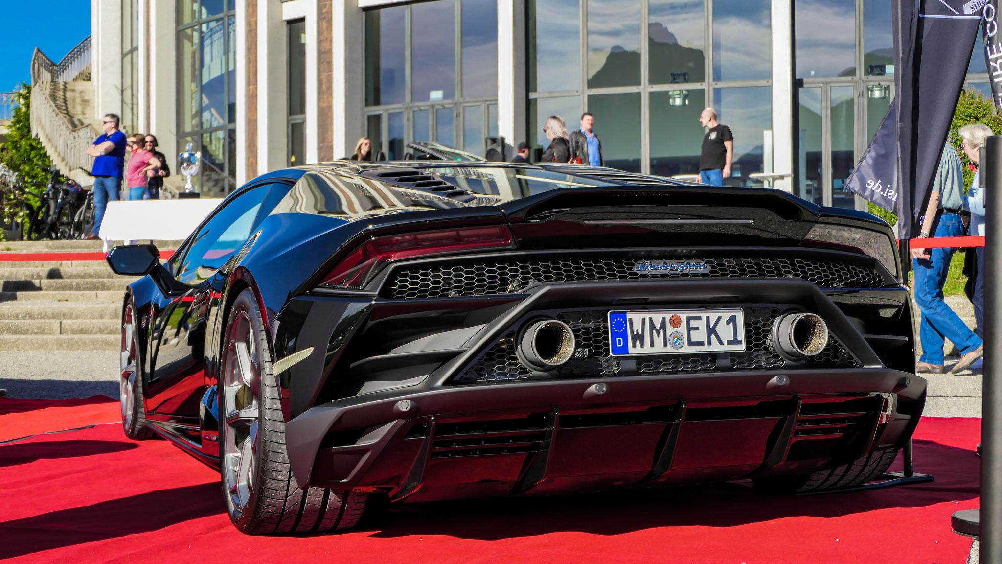 Lamborghini Huracan Evo - WM-EK-1