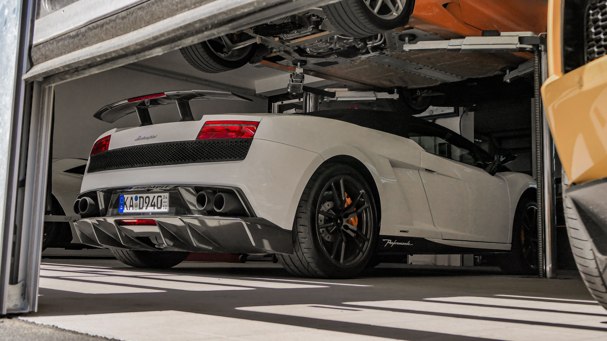 Lamborghini Gallardo LP 570-4 Performante - KA-D-940