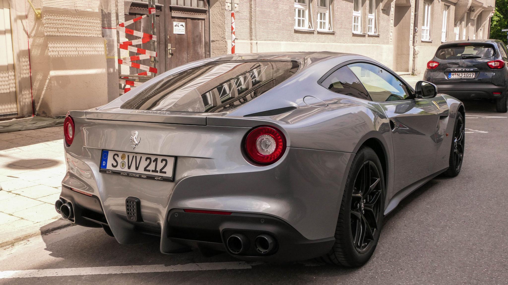 Ferrari F12 Berlinetta - S-VV-212