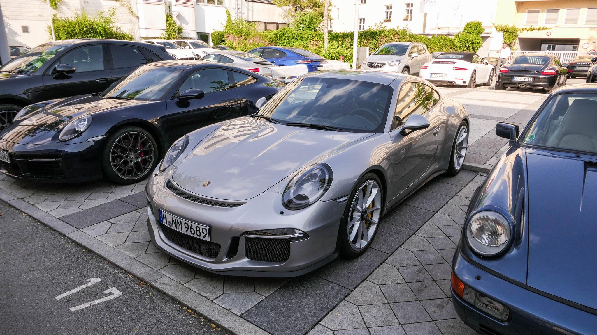Porsche 911 R - M-NM-9689