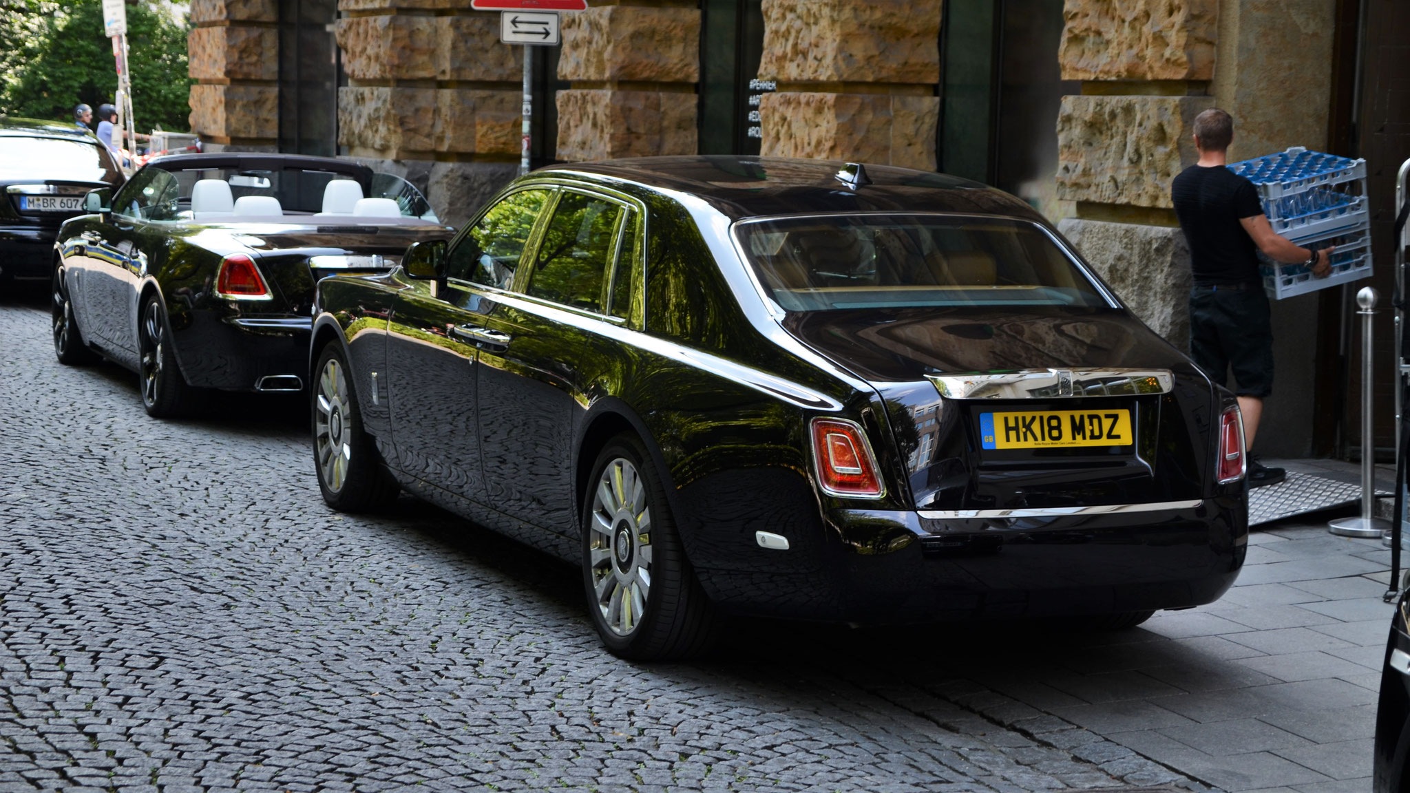 Rolls Royce Phantom - HK18-MDZ (GB)
