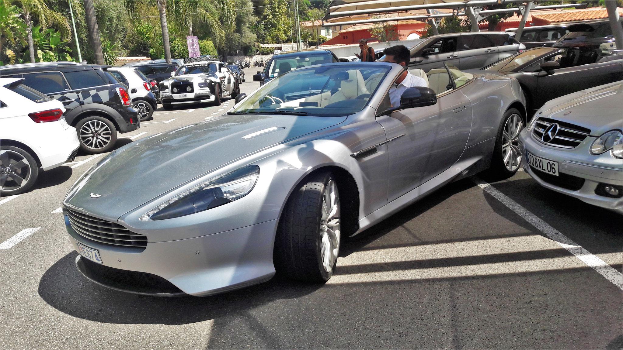 Aston Martin DB9 GT Volante - E674 (MC)