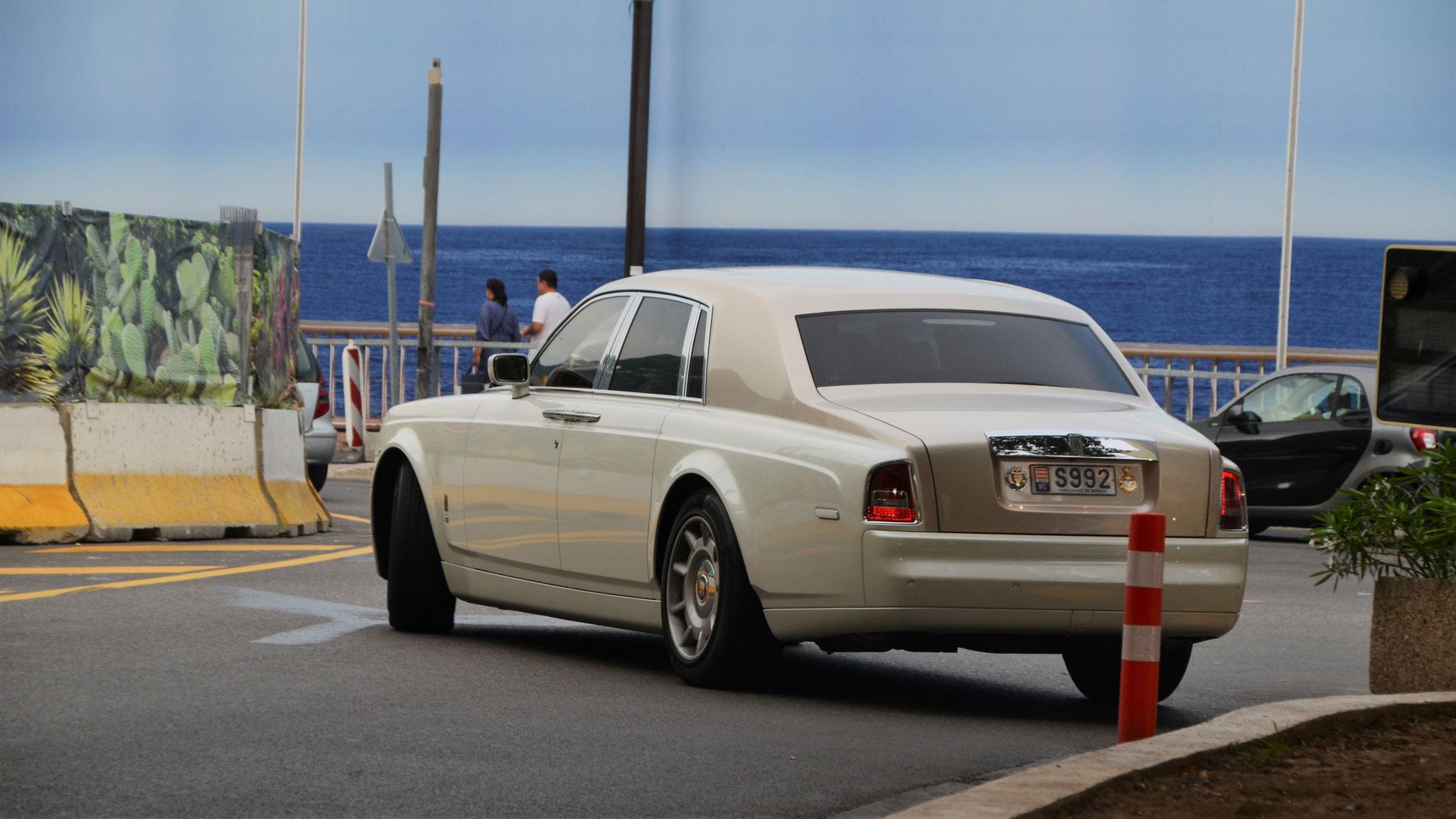 Rolls Royce Phantom - S992 (MC)