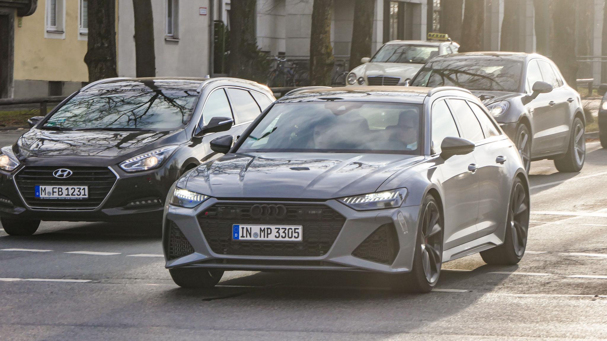 Audi RS6 - IN-MP-3305