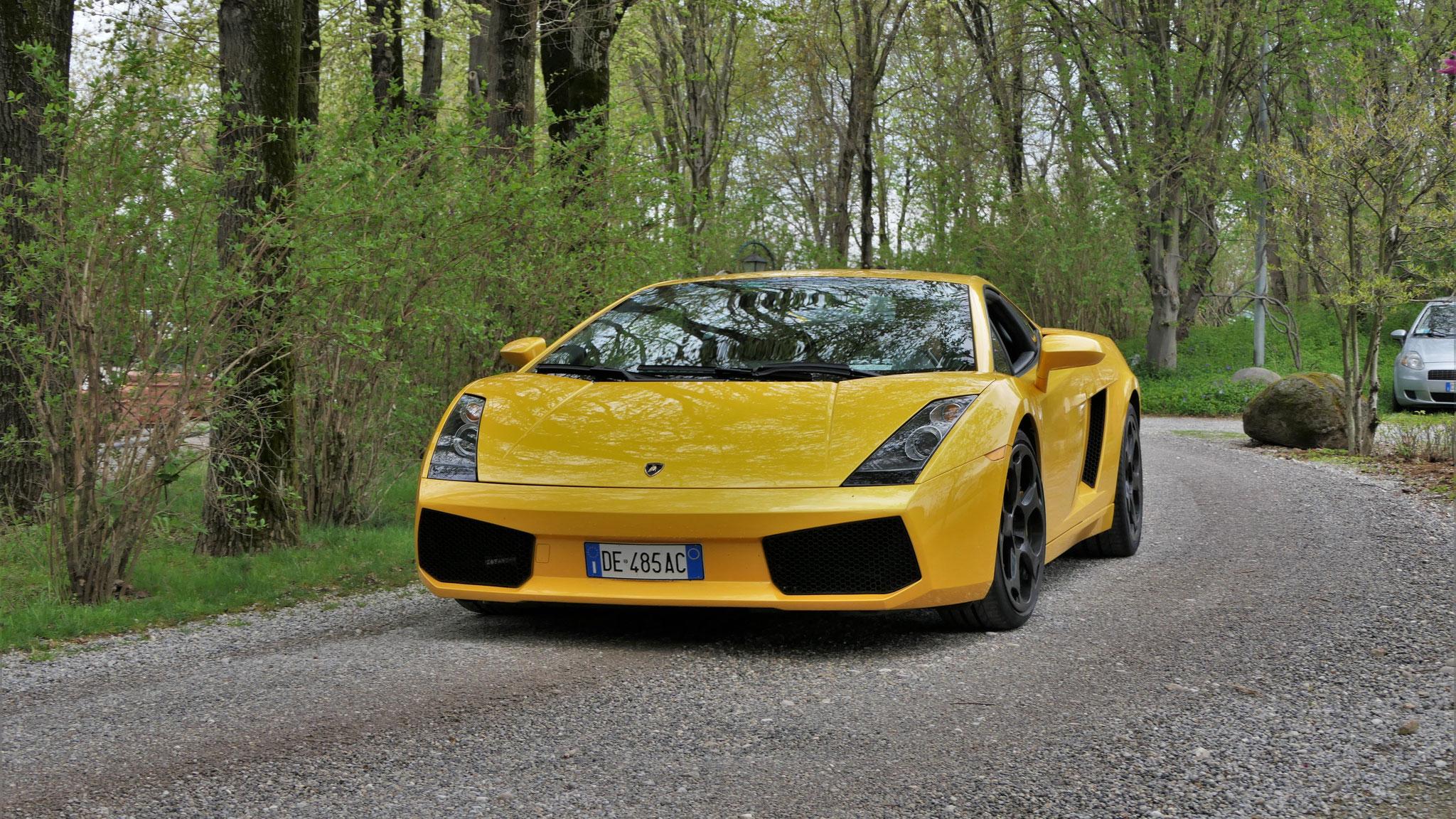 Lamborghini Gallardo - DE-485-AC (ITA)