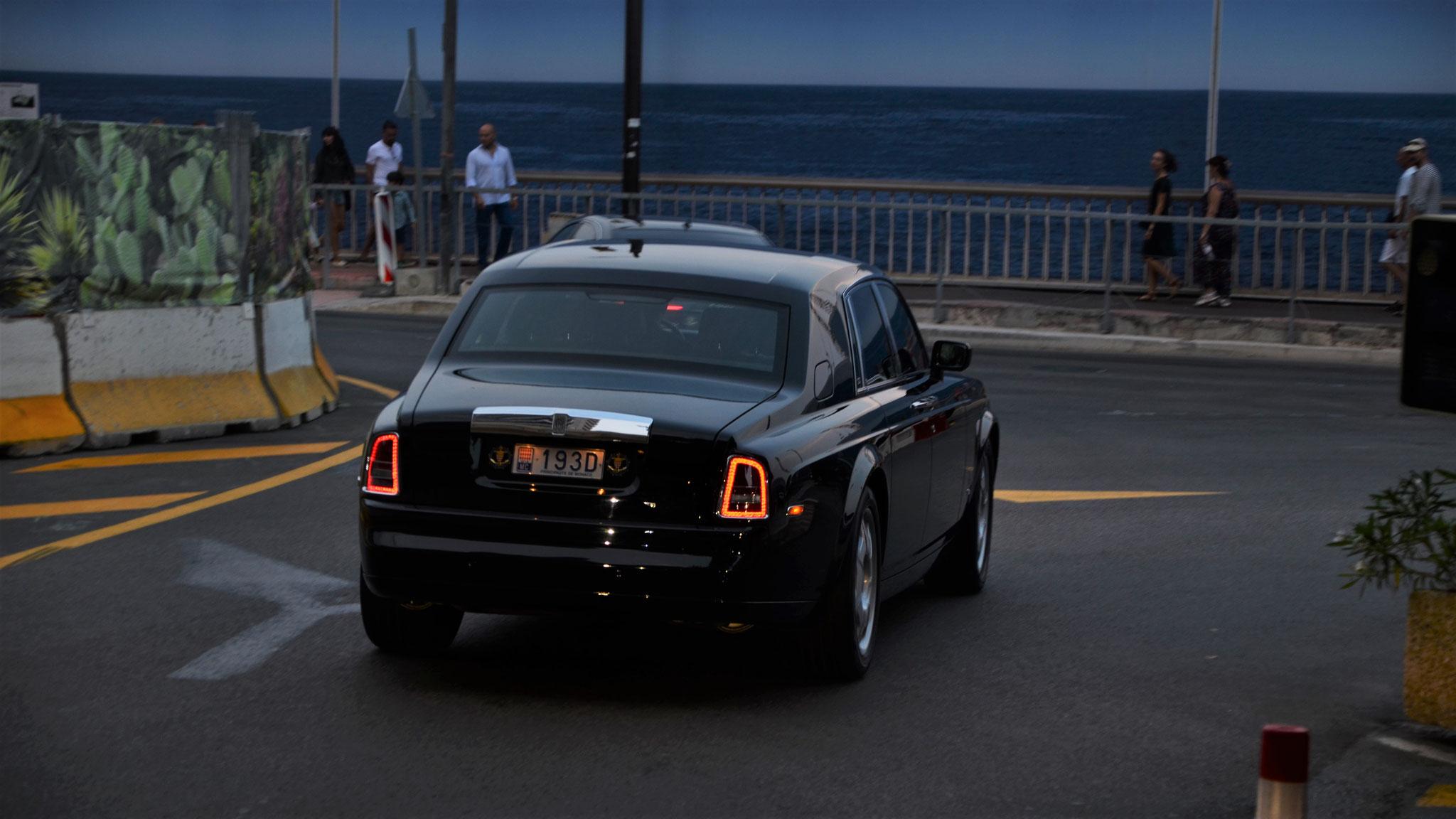 Rolls Royce Phantom - 193D (MC)