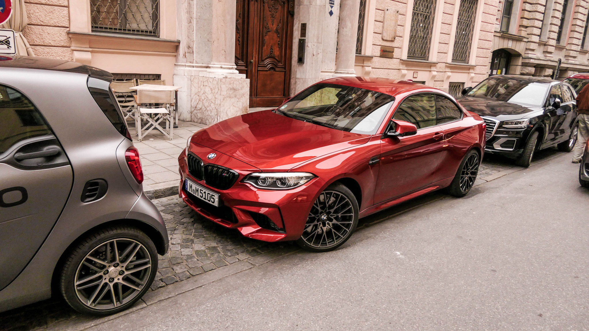 BMW M2 Competition - M-M-5105