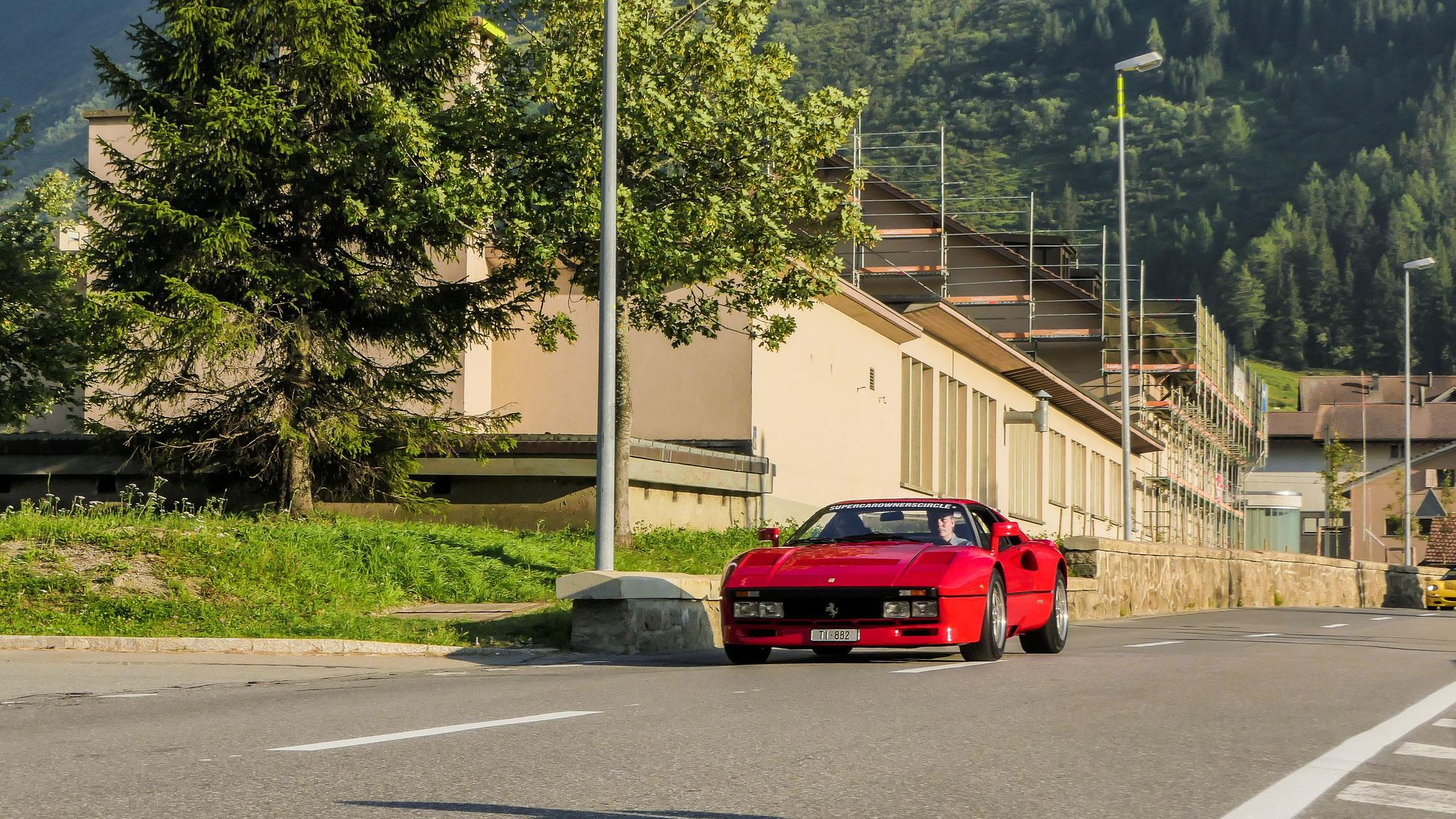 Ferrari 288 GTO - TI-882 (CH)