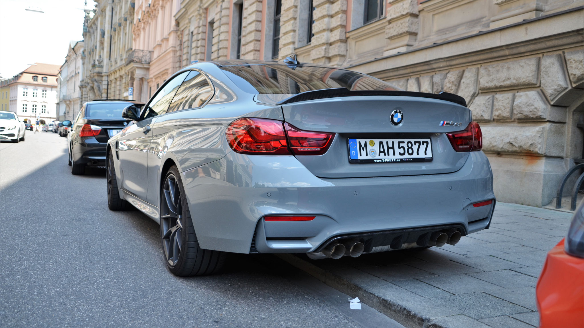 BMW M4 CS - M-AH-5877