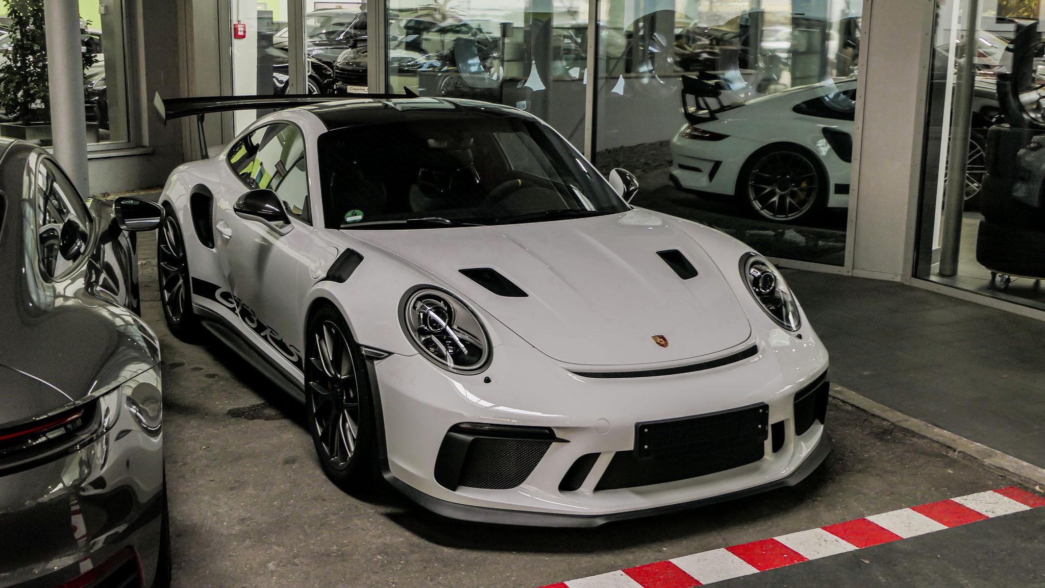 Porsche 911 991.2 GT3 RS - IN-TT-911