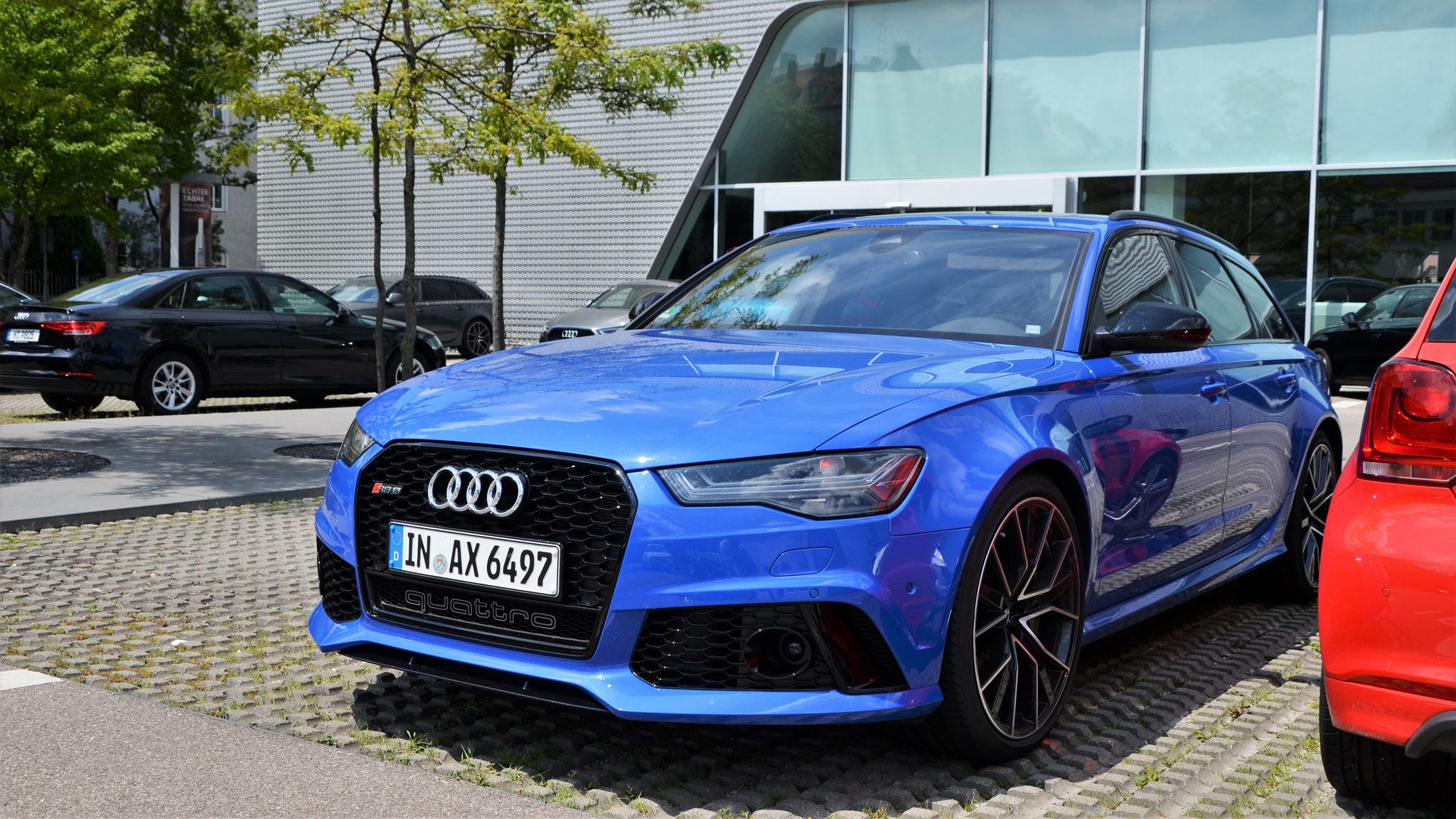 Audi RS6 Performance Nogaro Edition - IN-AX-6497