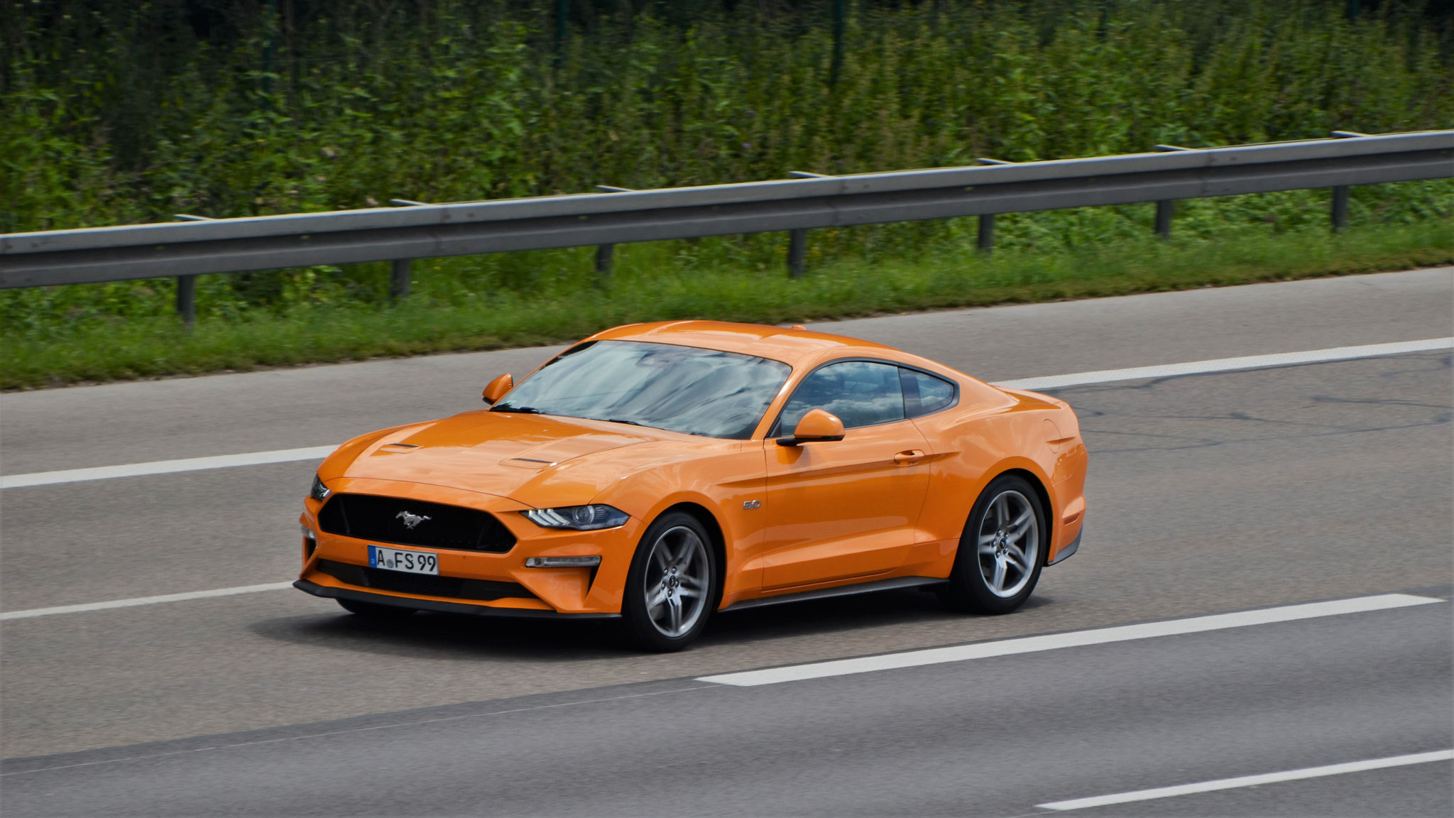 Ford Mustang GT - A-FS-99