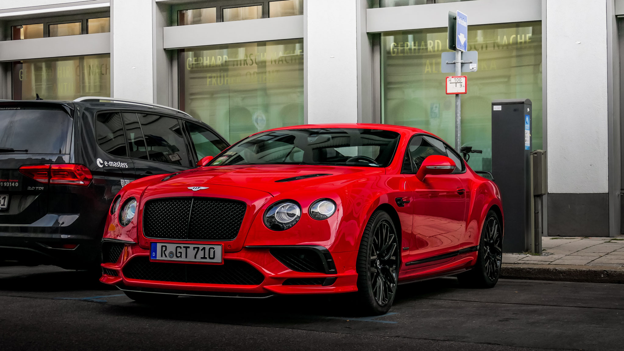 Bentley Continental GT Supersports - R-GT-710