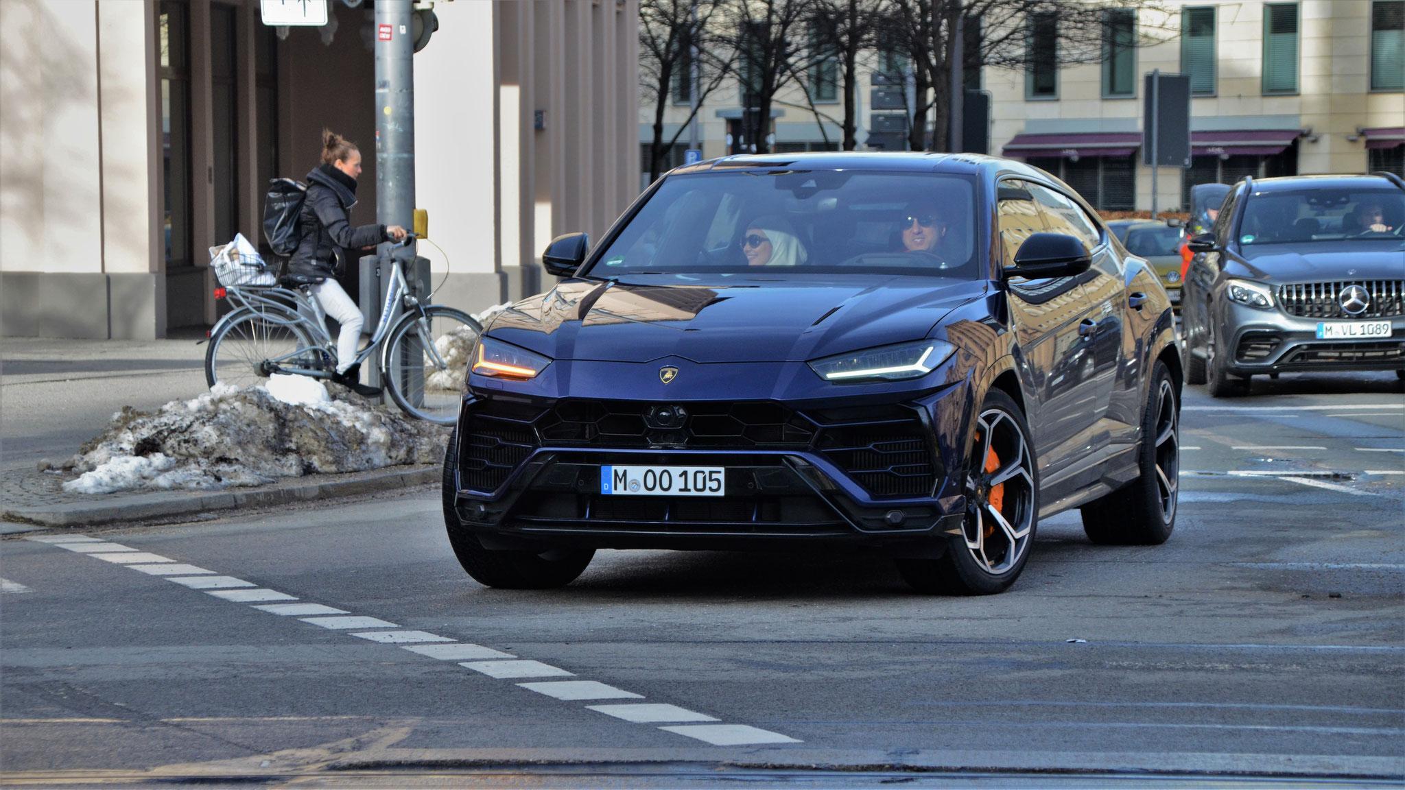 Lamborghini Urus - M-OO-105
