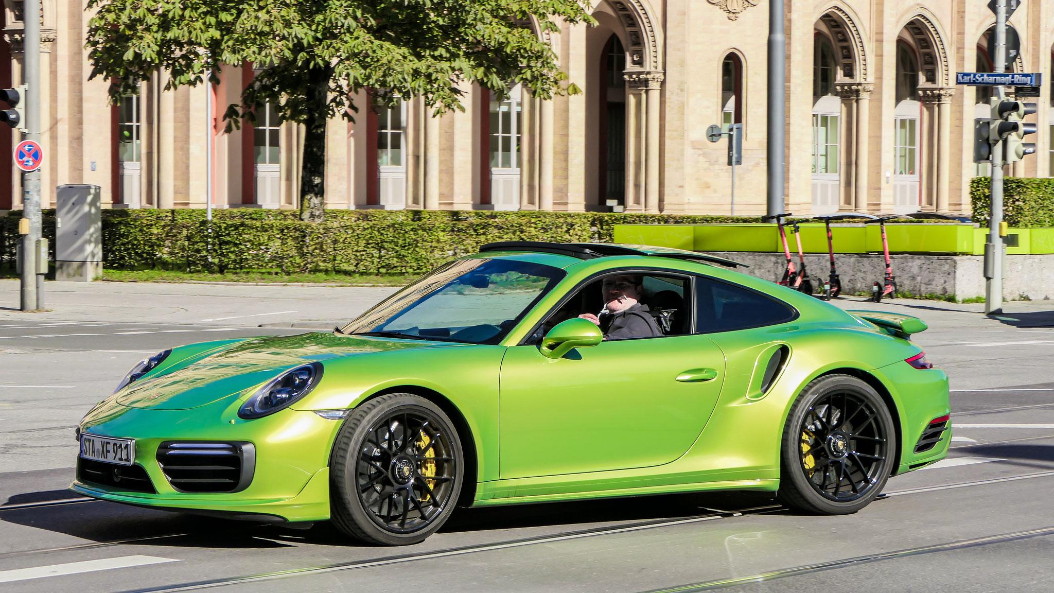 Porsche 911 Turbo S - STA-XF-911
