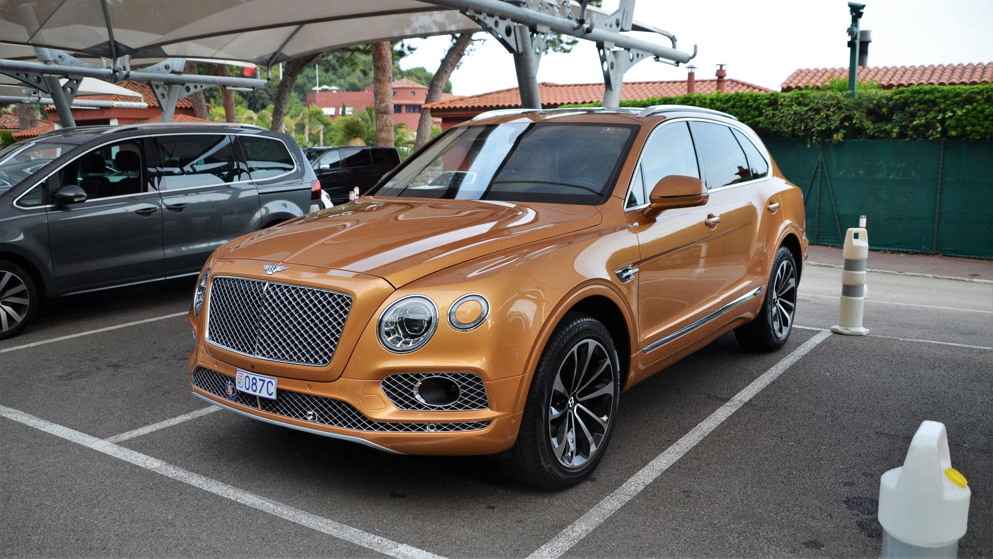 Bentley Bentayga - 087C (MC)