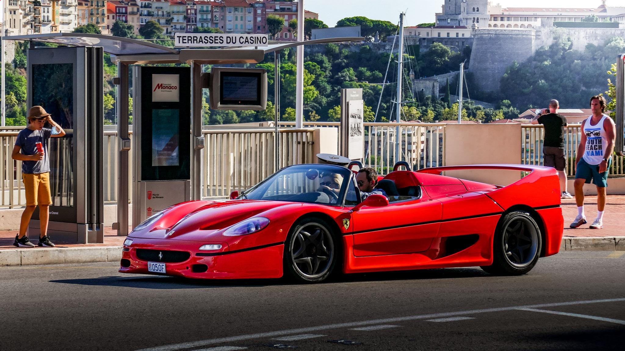 Ferrari F50 - 050F (MC)