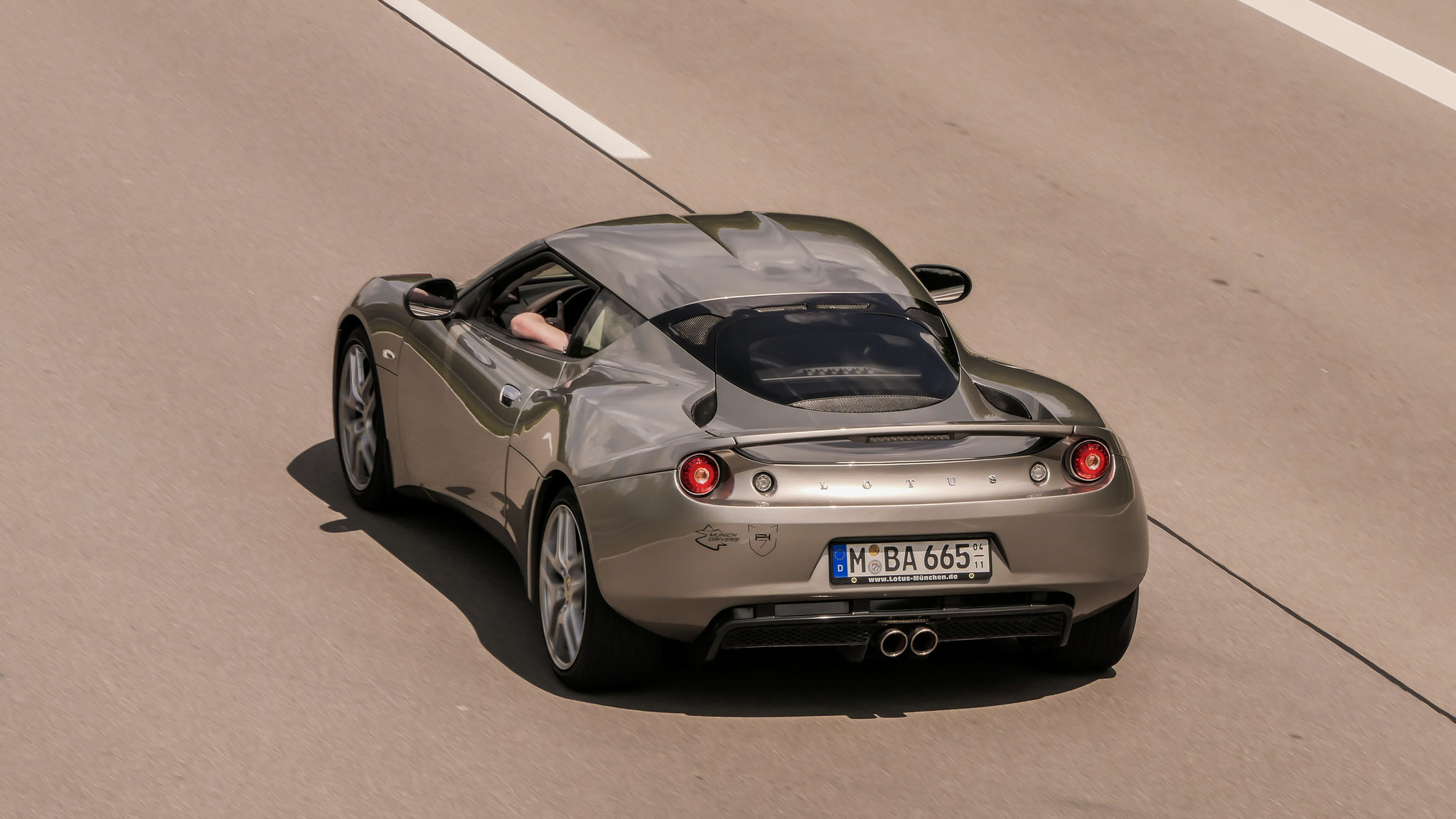 Lotus Evora - M-BA-665
