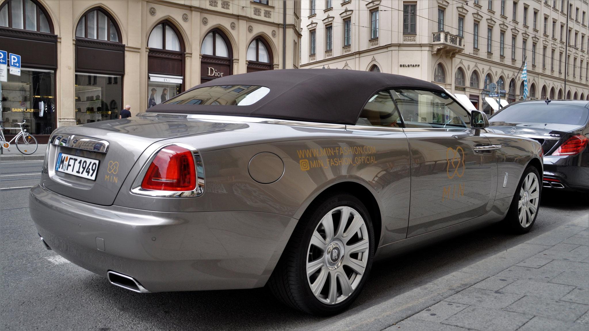 Rolls Royce Dawn - N-FT-1949