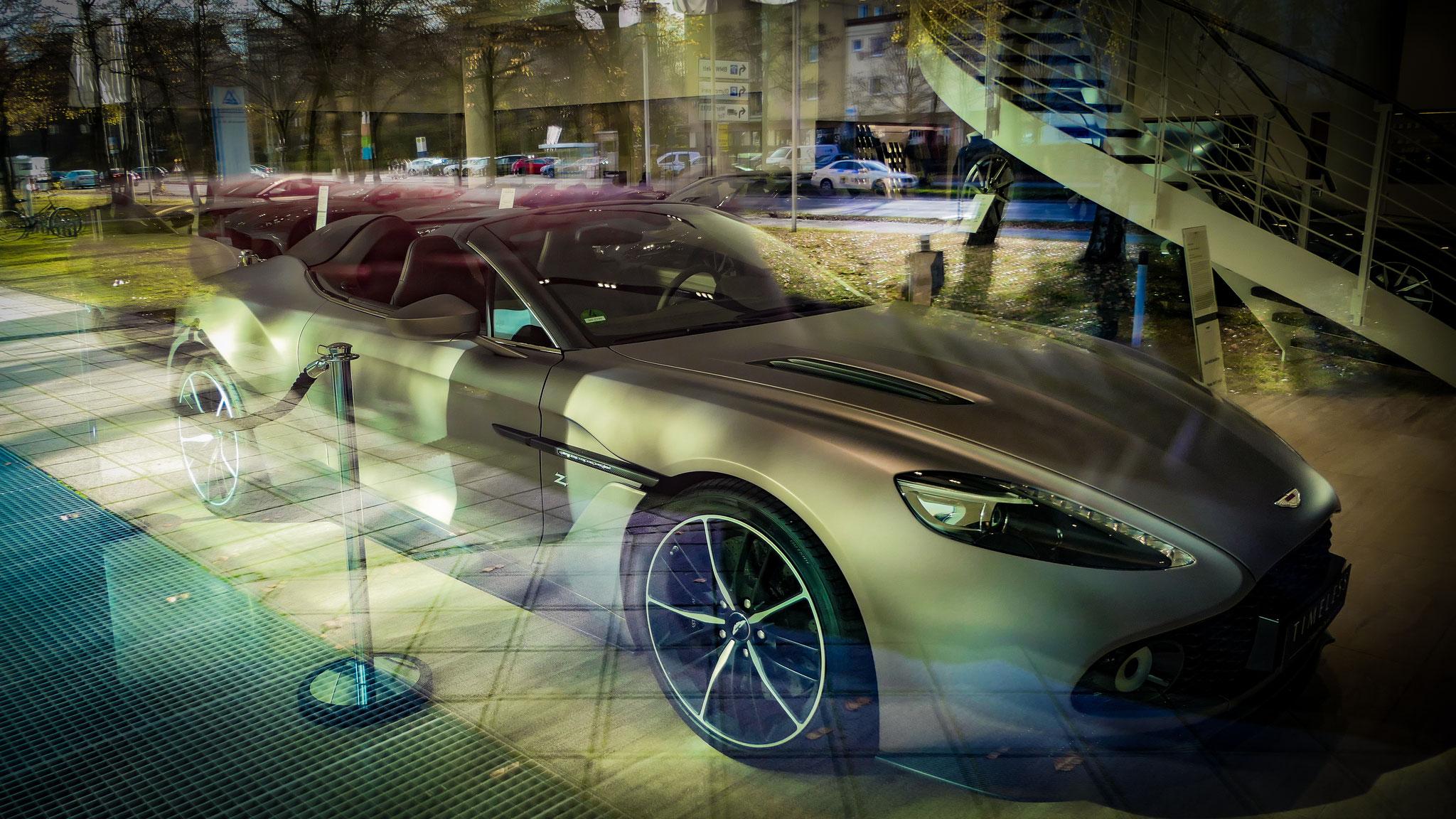 Aston Martin Vanquish Zagato Speedster - MB-EV-88 (1 of 28)