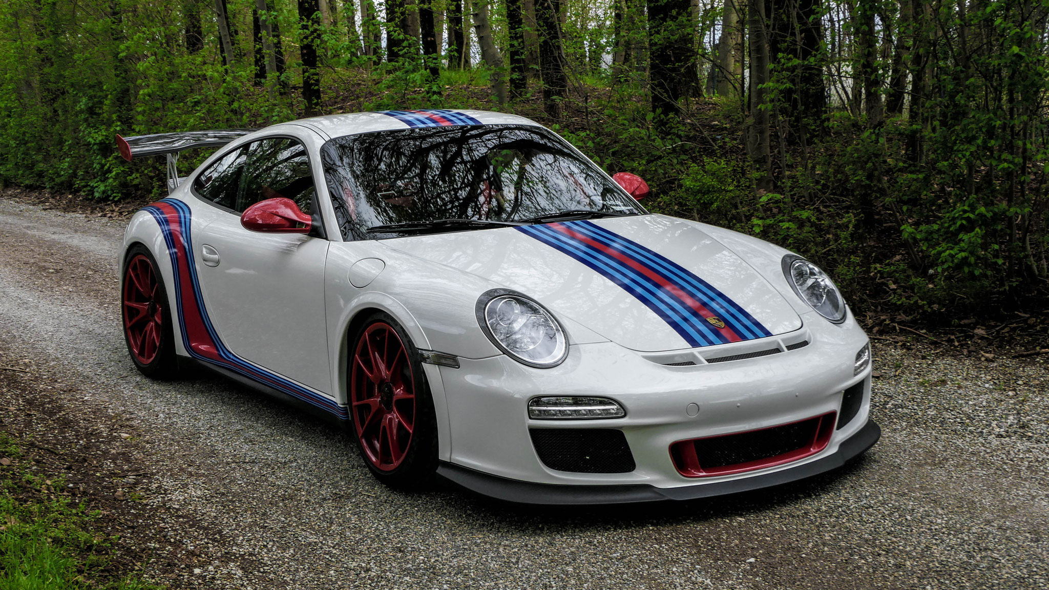 Porsche 911 GT3 RS - F1-PC-ORSE (ITA)