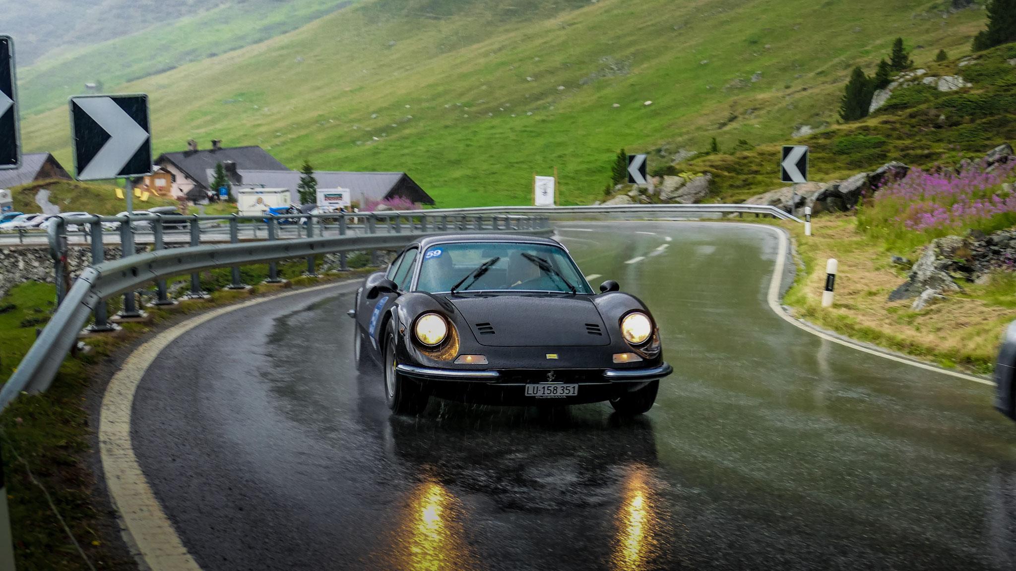 Ferrari Dino 246 - LU-158351 (CH)