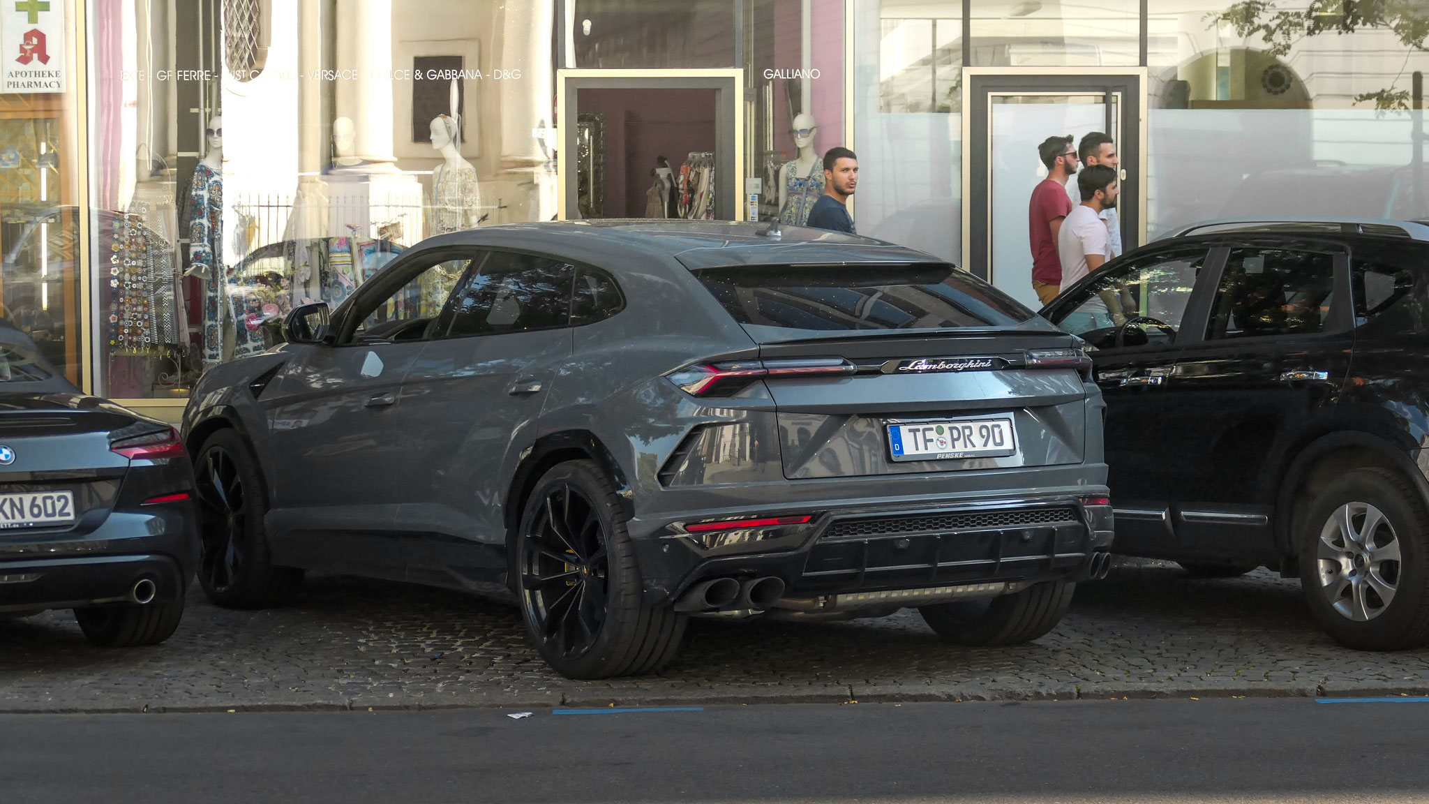 Lamborghini Urus - TF-PR-90