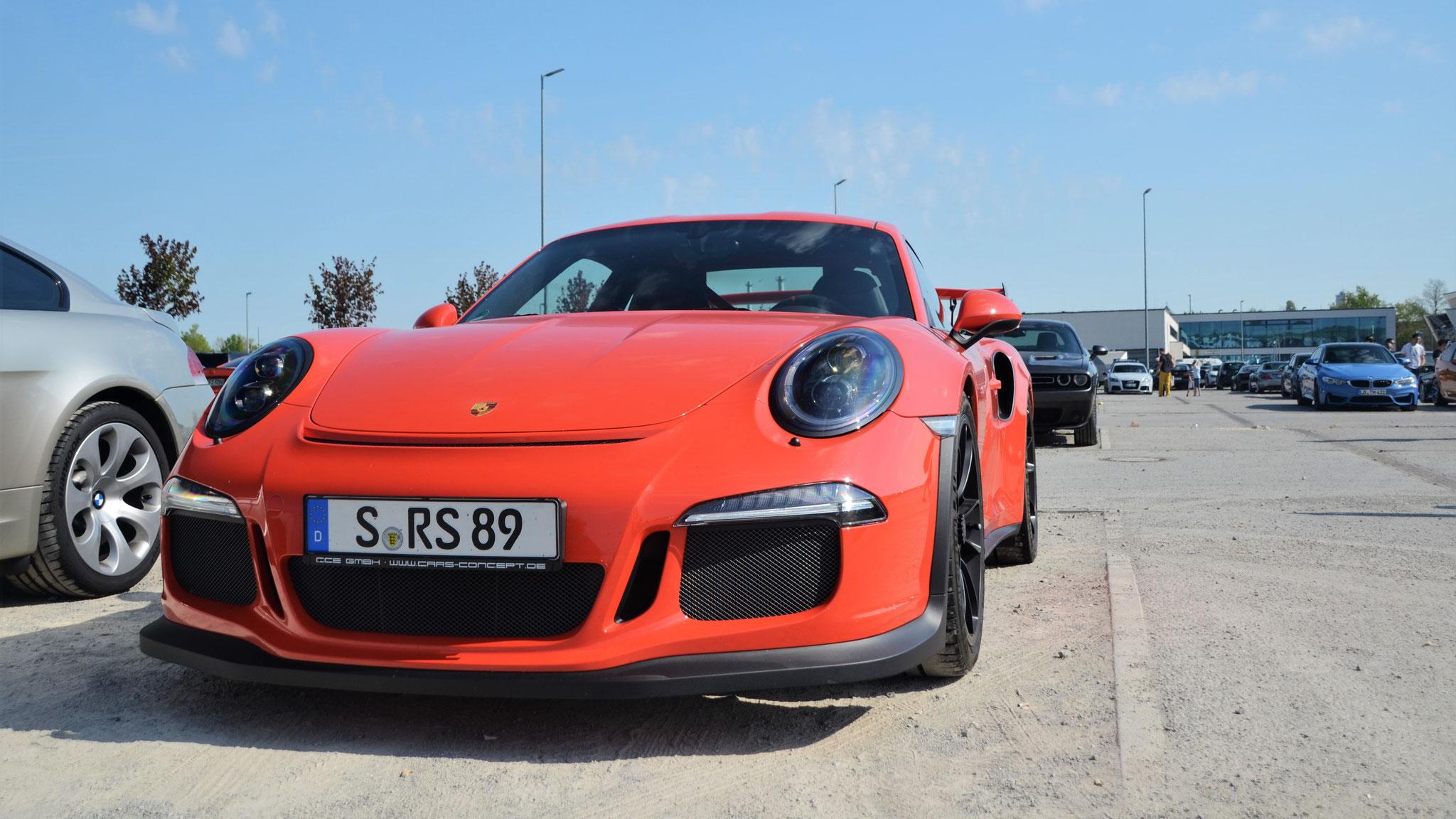 Porsche 911 GT3 RS - S-RS-89