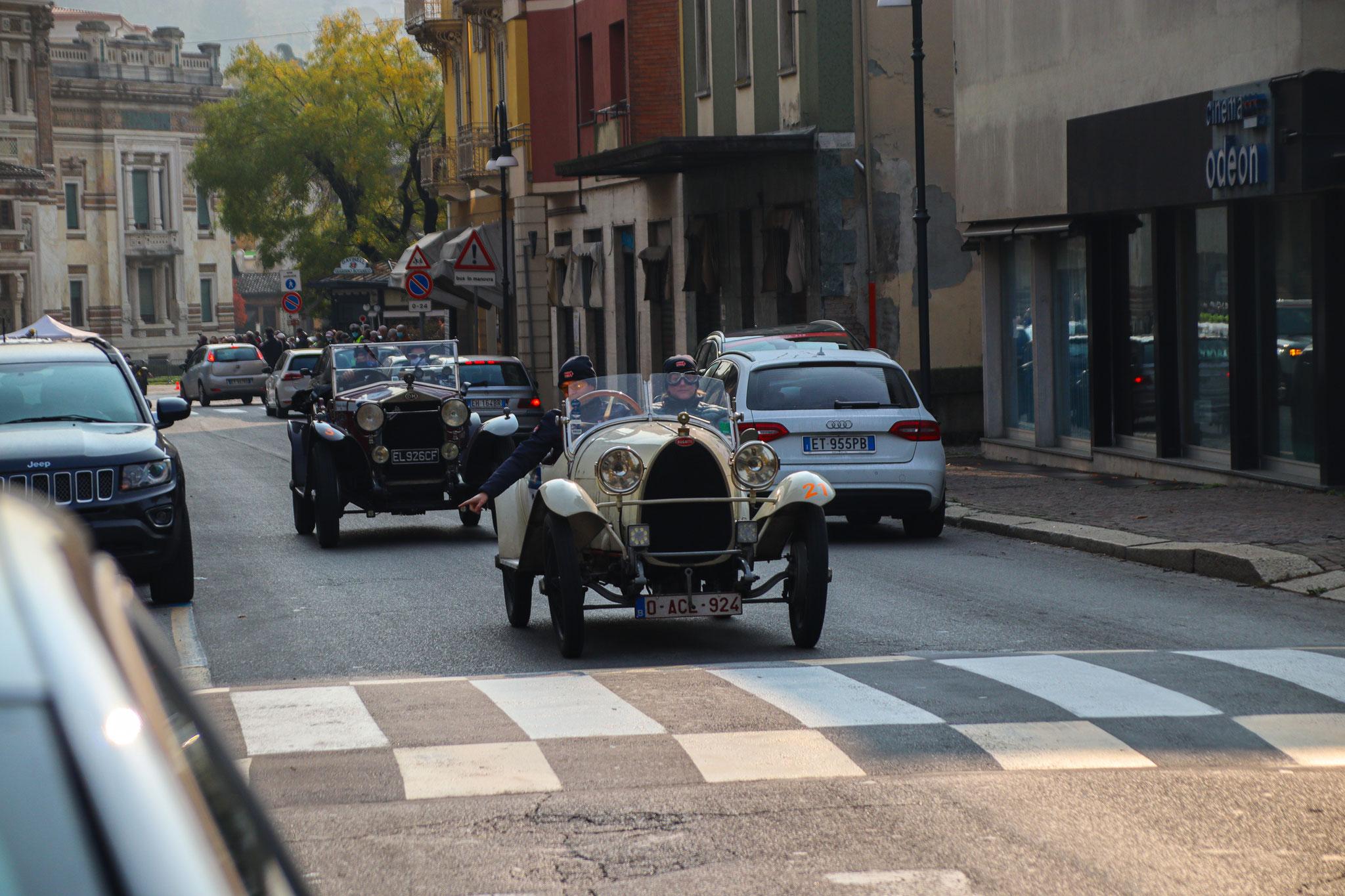 Bugatti T23 Brescia