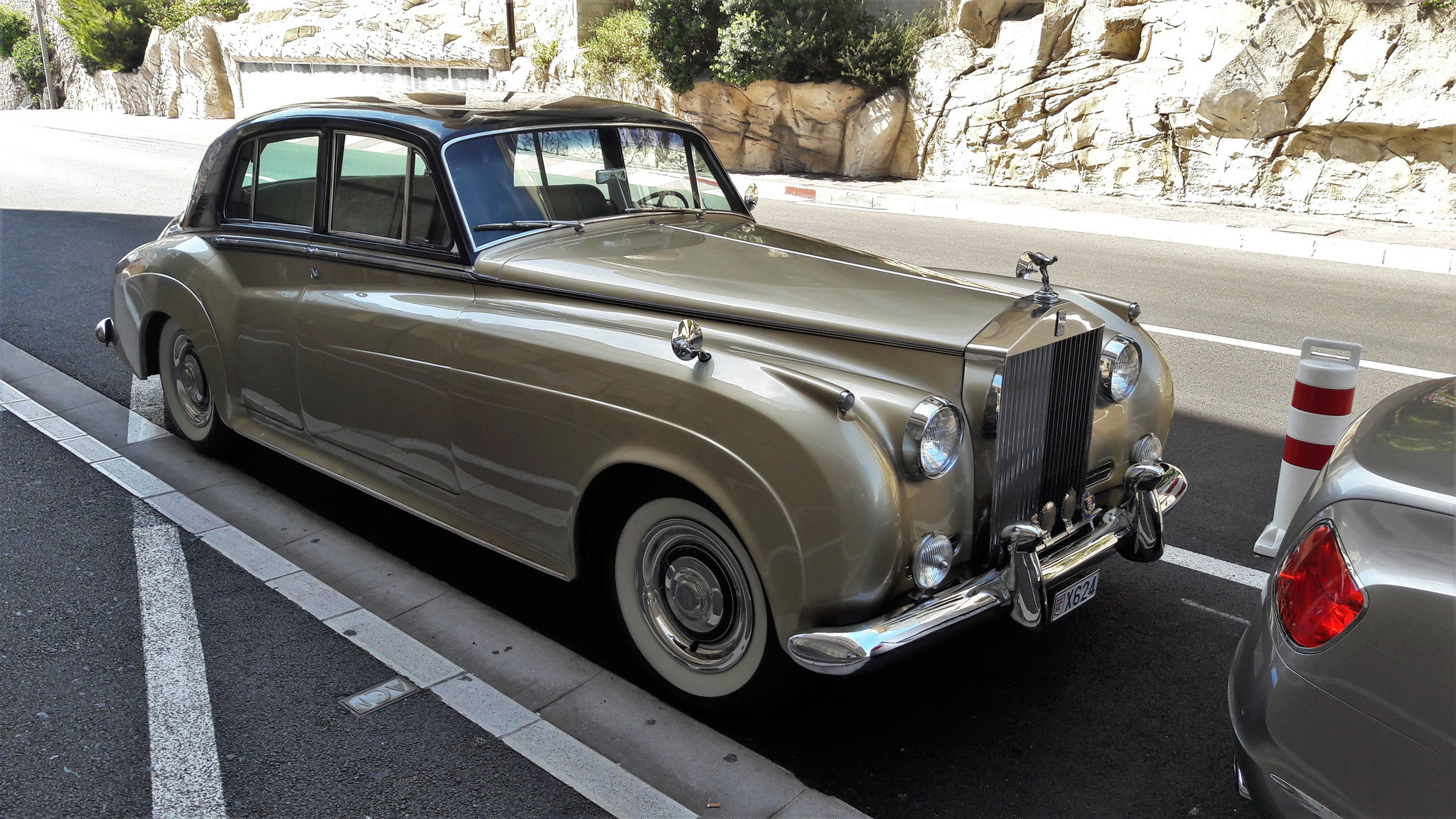 Rolls Royce Silver Cloud I - X624 (MC)
