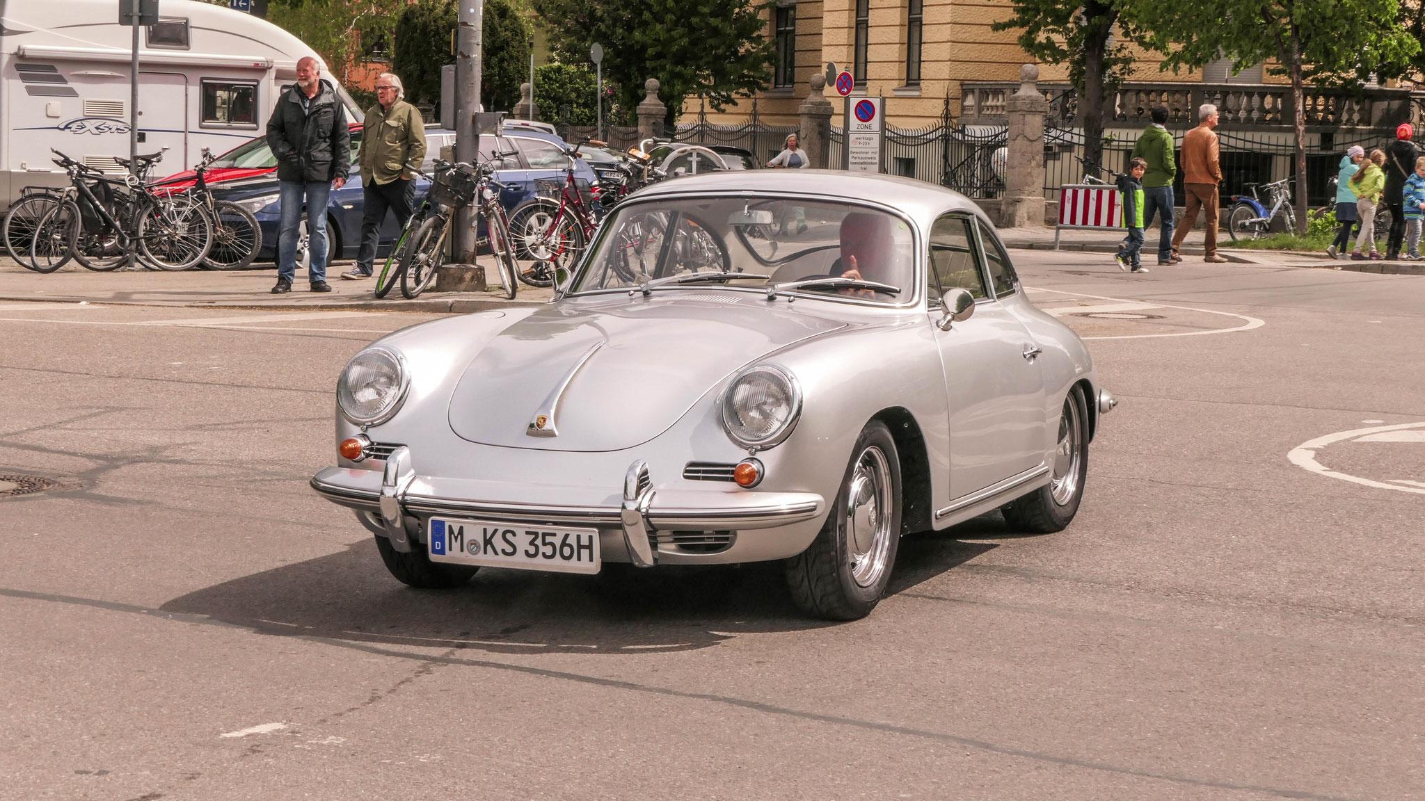 Porsche 356 SC - M-KS-356H