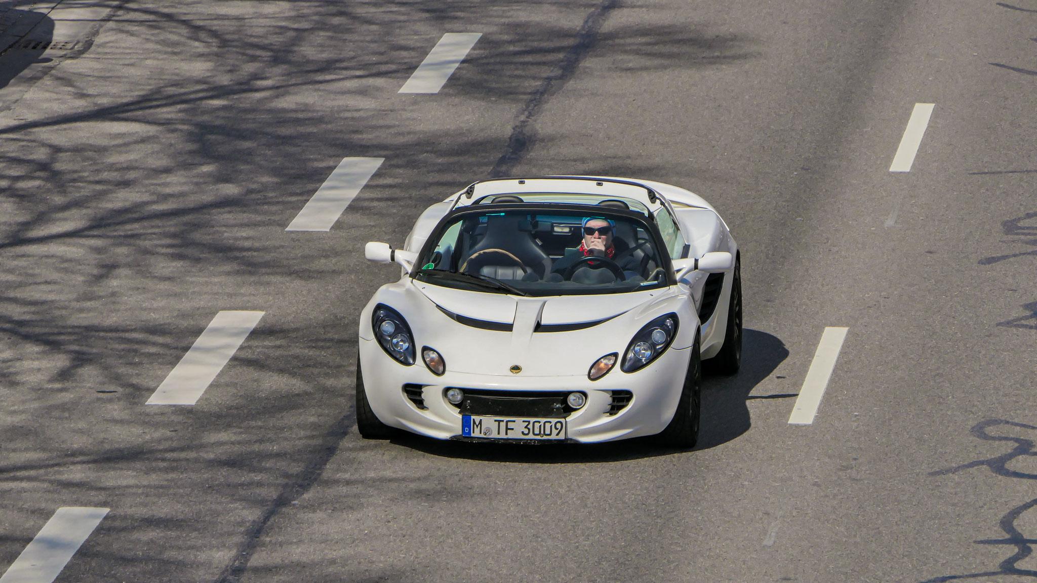 Lotus Elise S2 - M-TF-3009