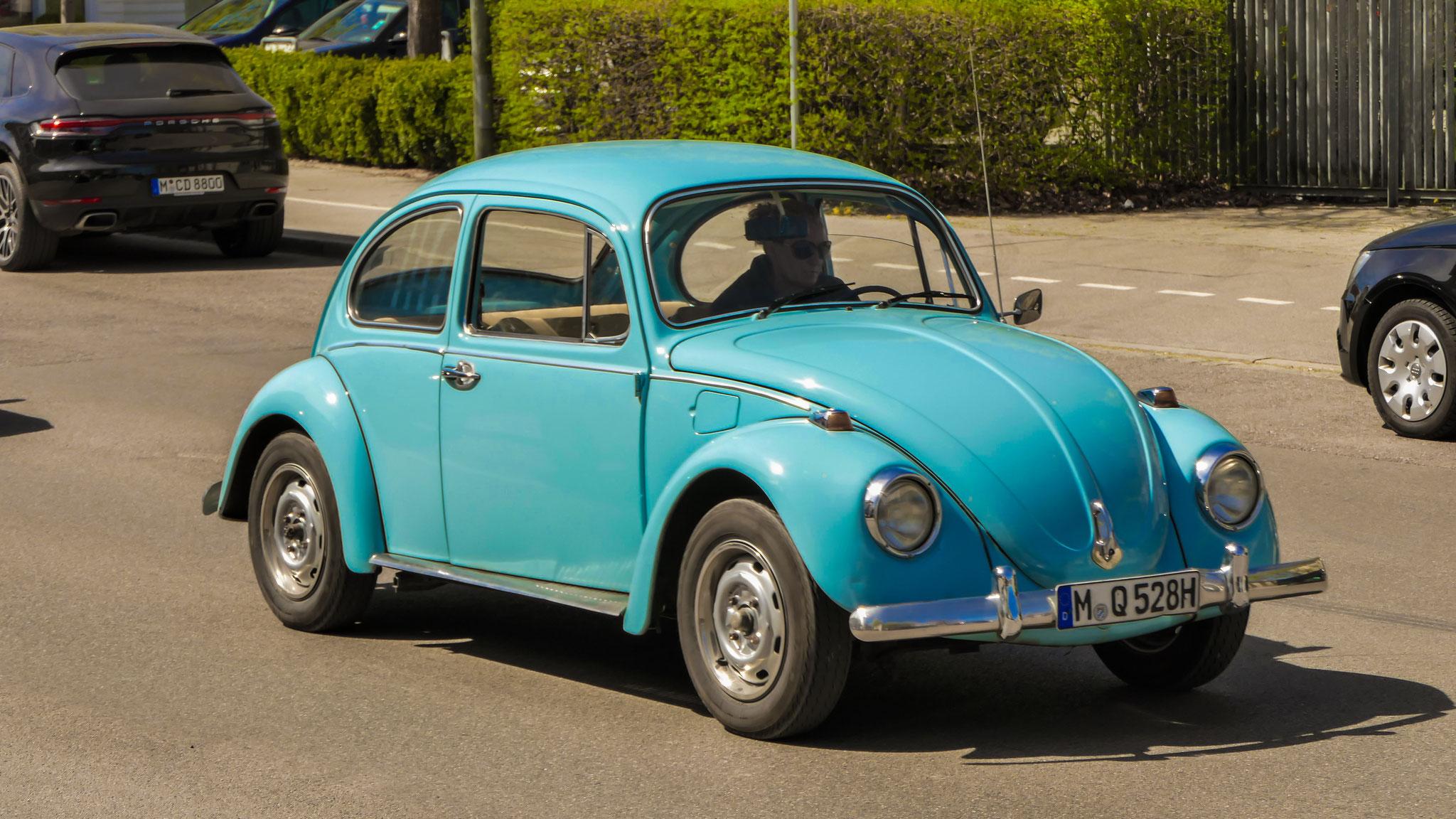 VW Käfer - M-Q-528H