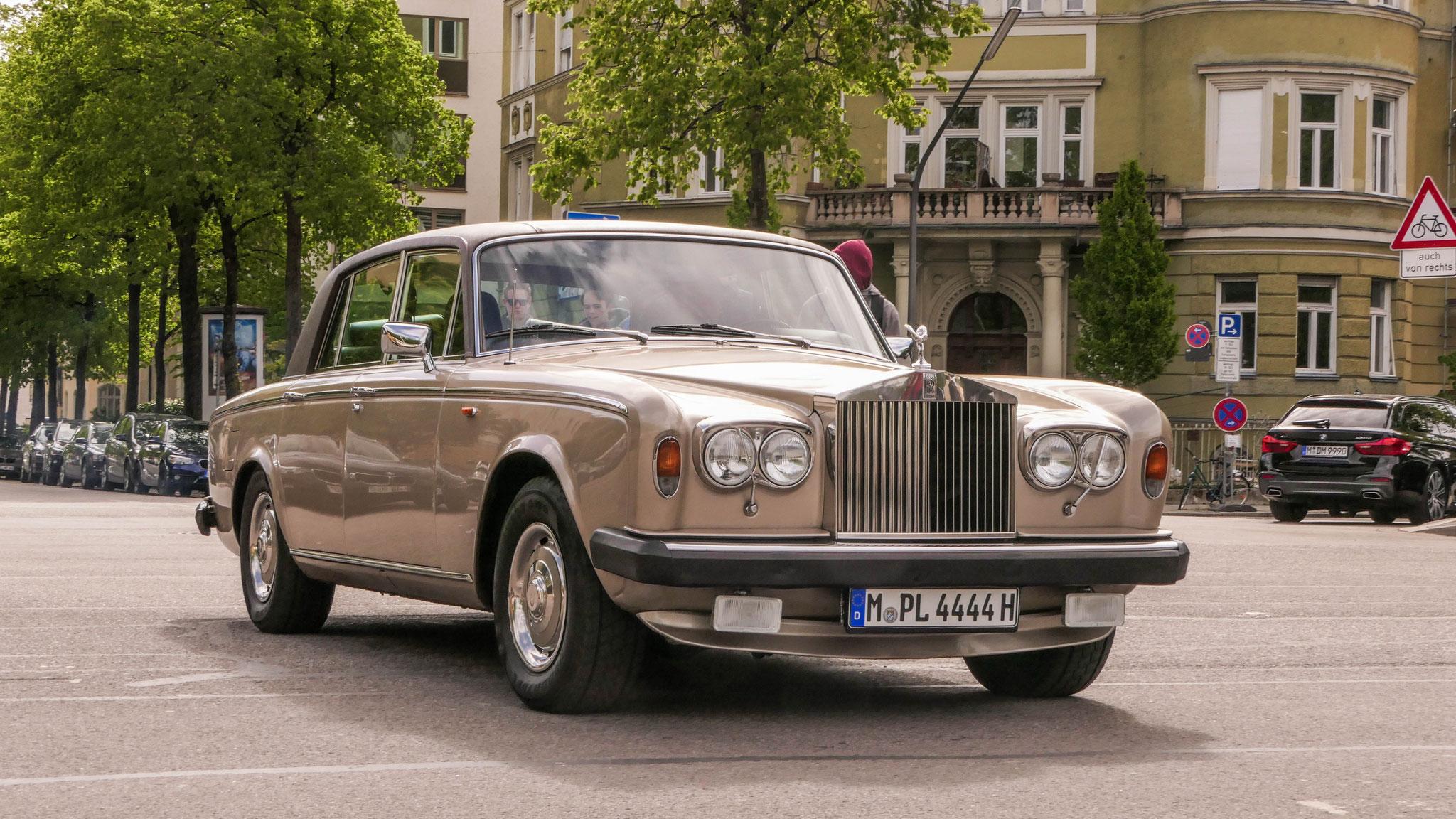 Rolls Royce Silver Shadow - M-PL-4444H