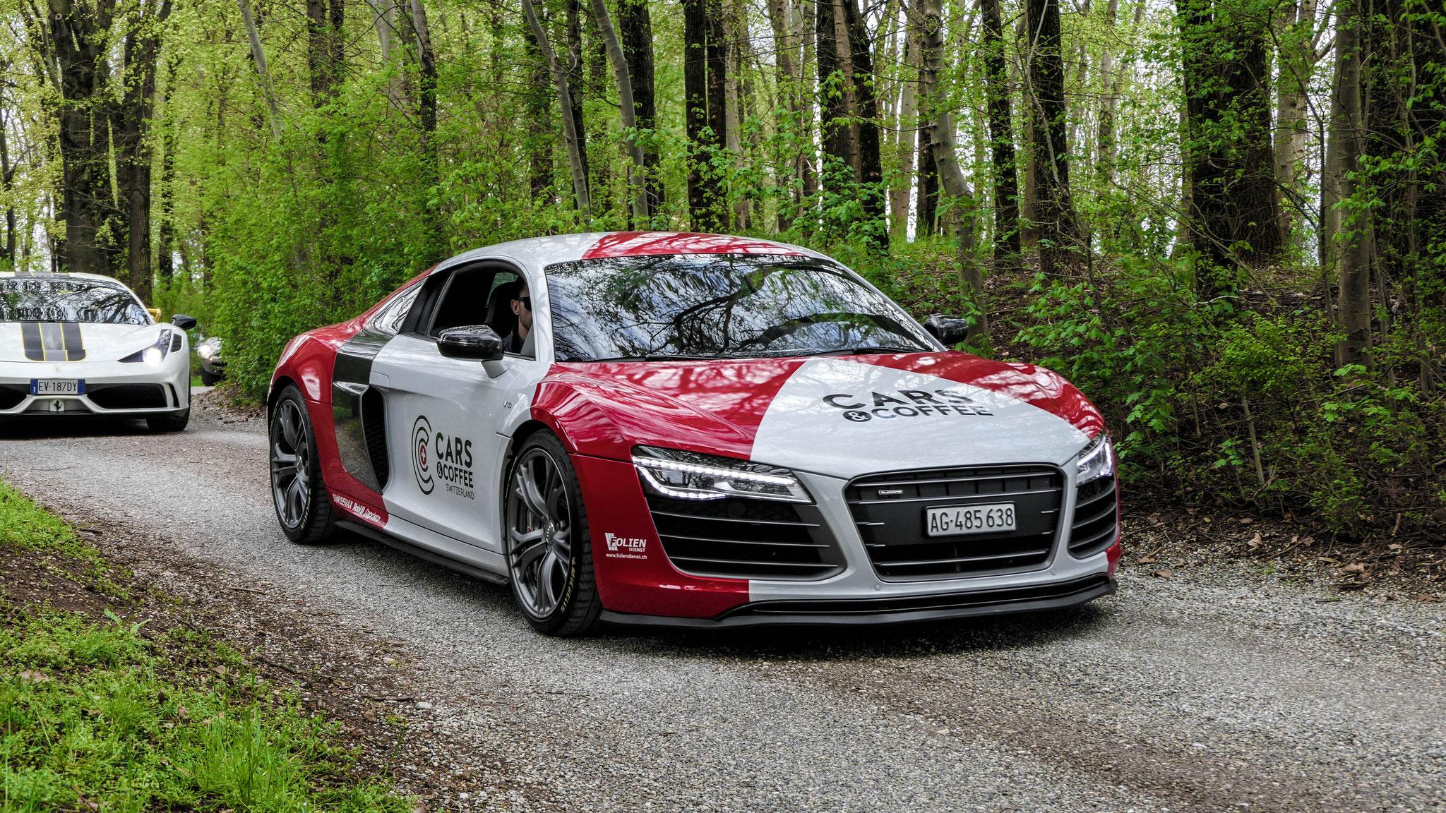Audi R8 V10 - AG-485638 (CH)