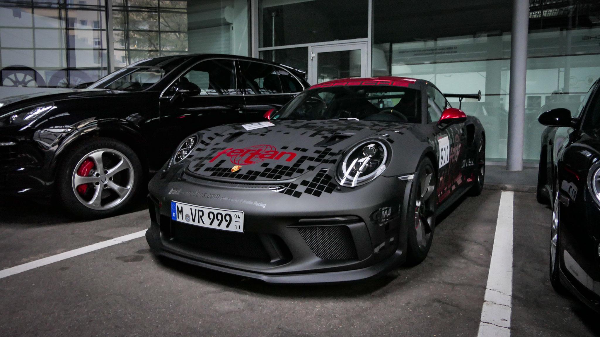 Porsche 911 991.2 GT3 RS - M-VR-999
