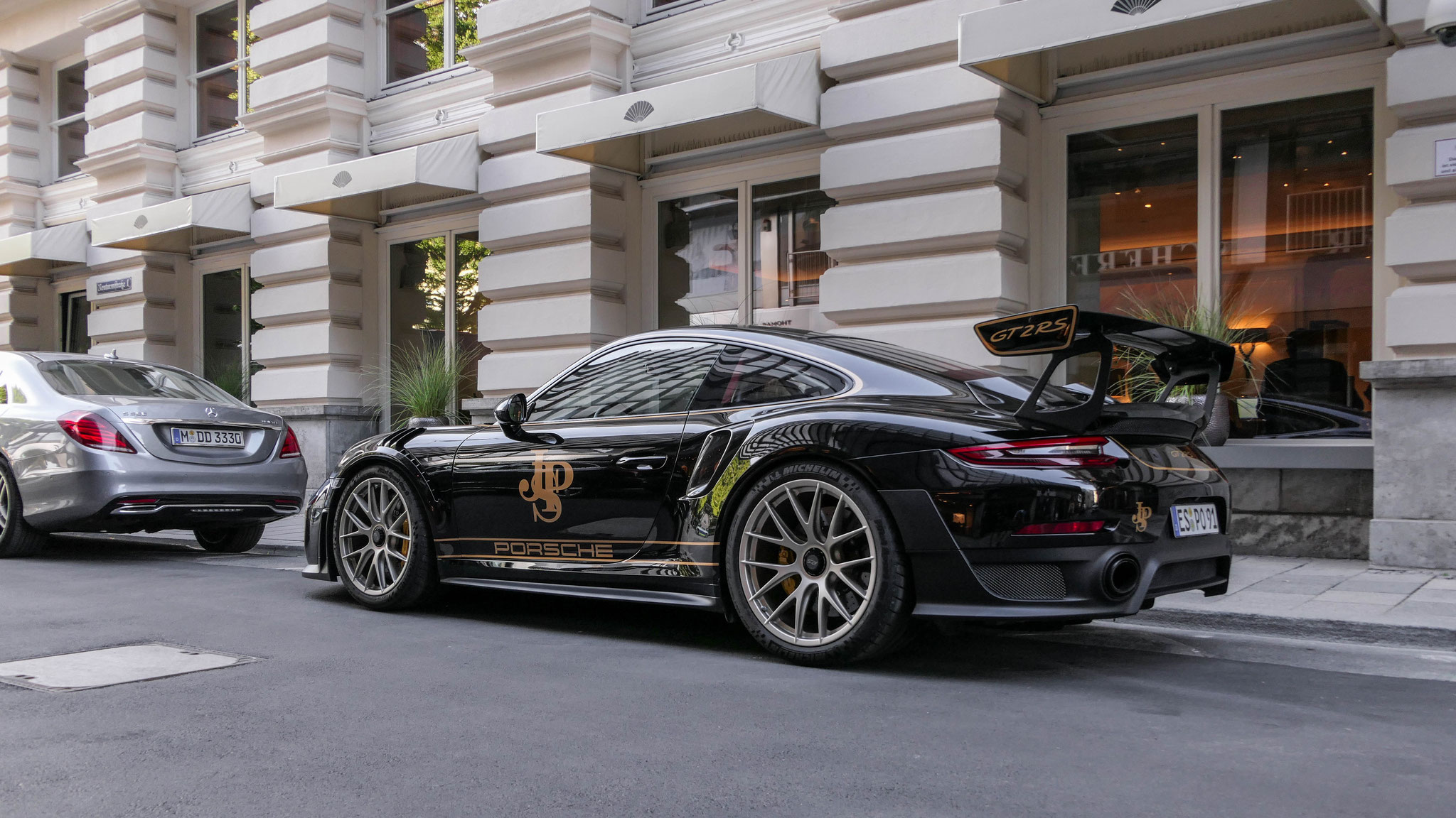 Porsche GT2 RS - ES-PO-91
