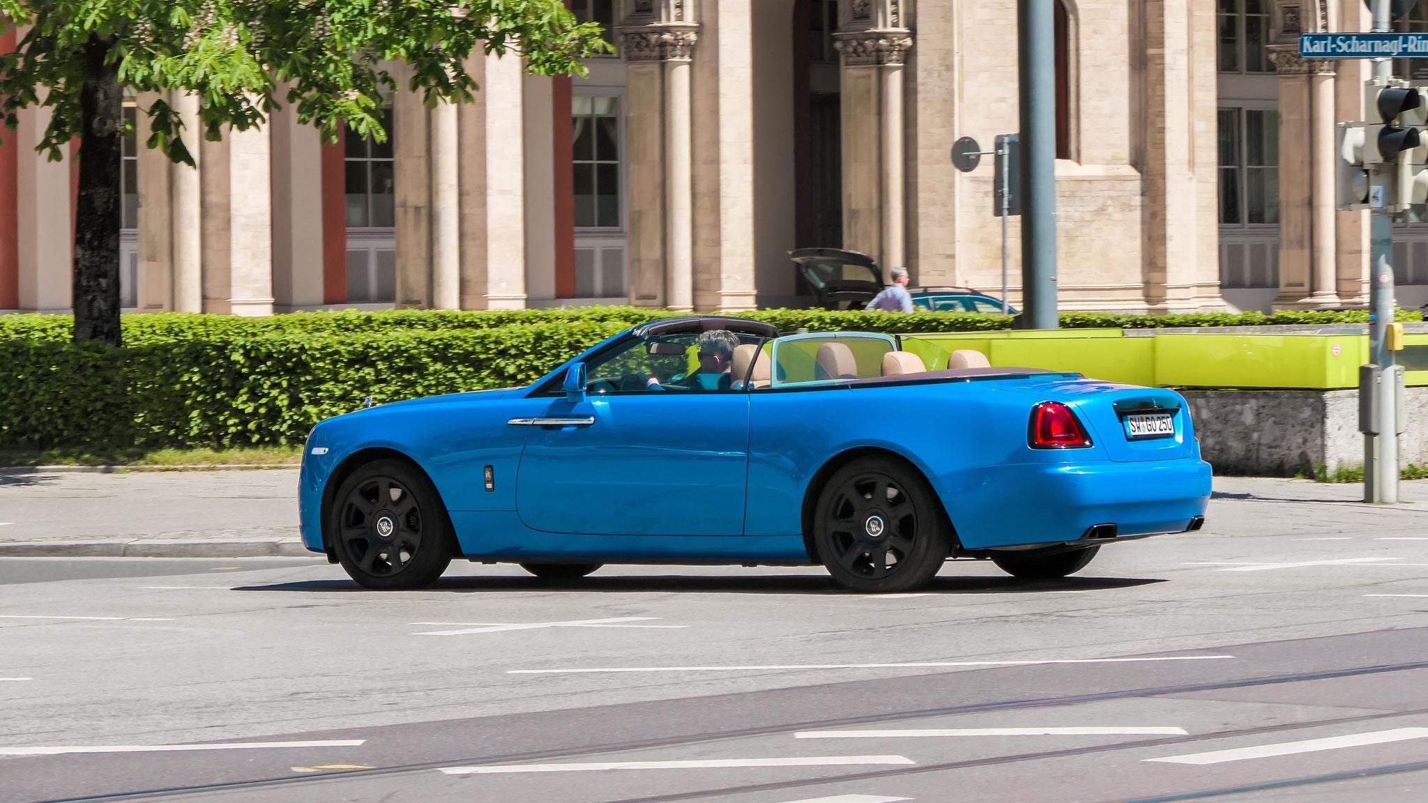 Rolls Royce Dawn - SW-GO-250