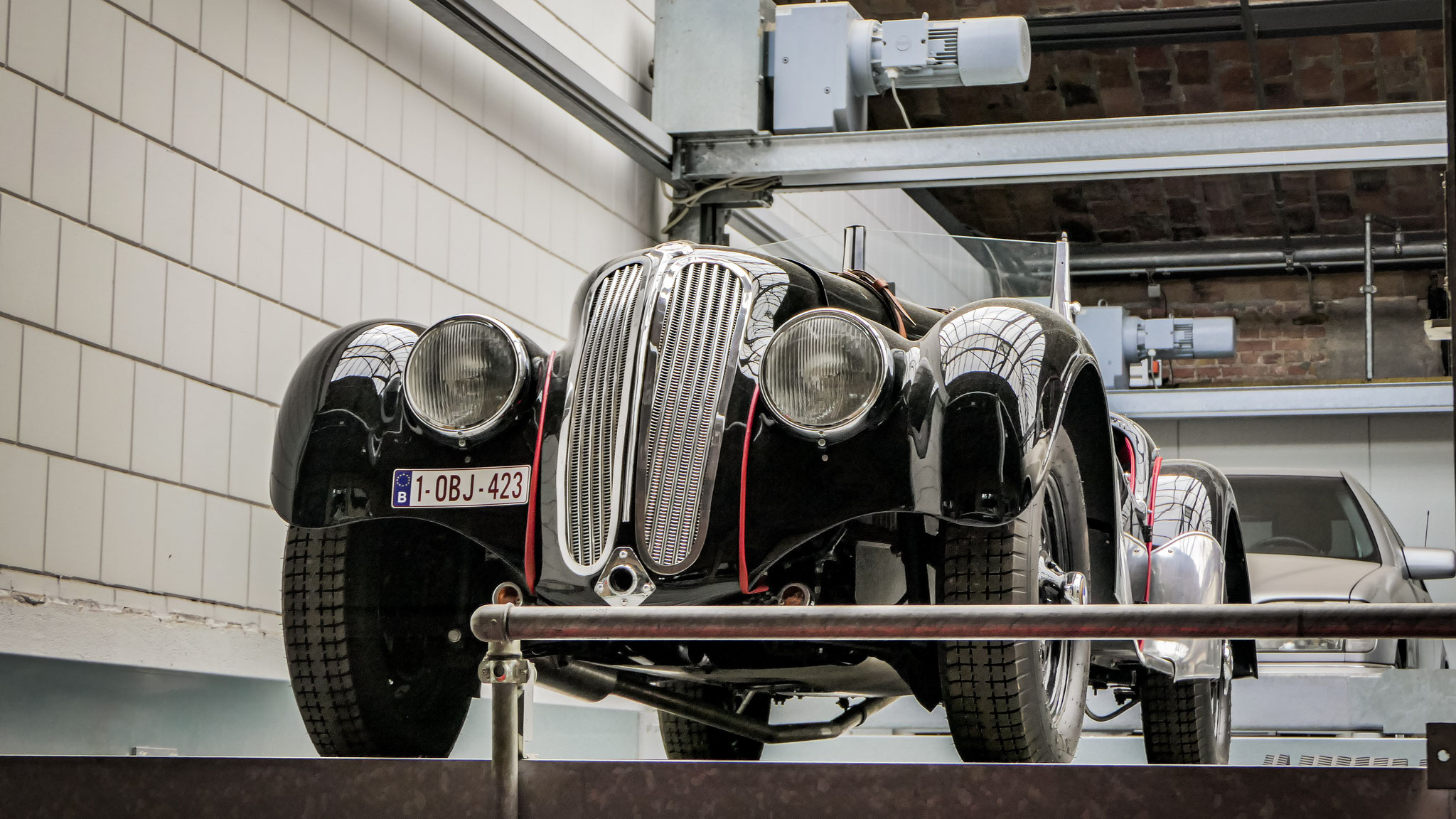 BMW 328 Roadster - 1-OBJ-423 (BEL)