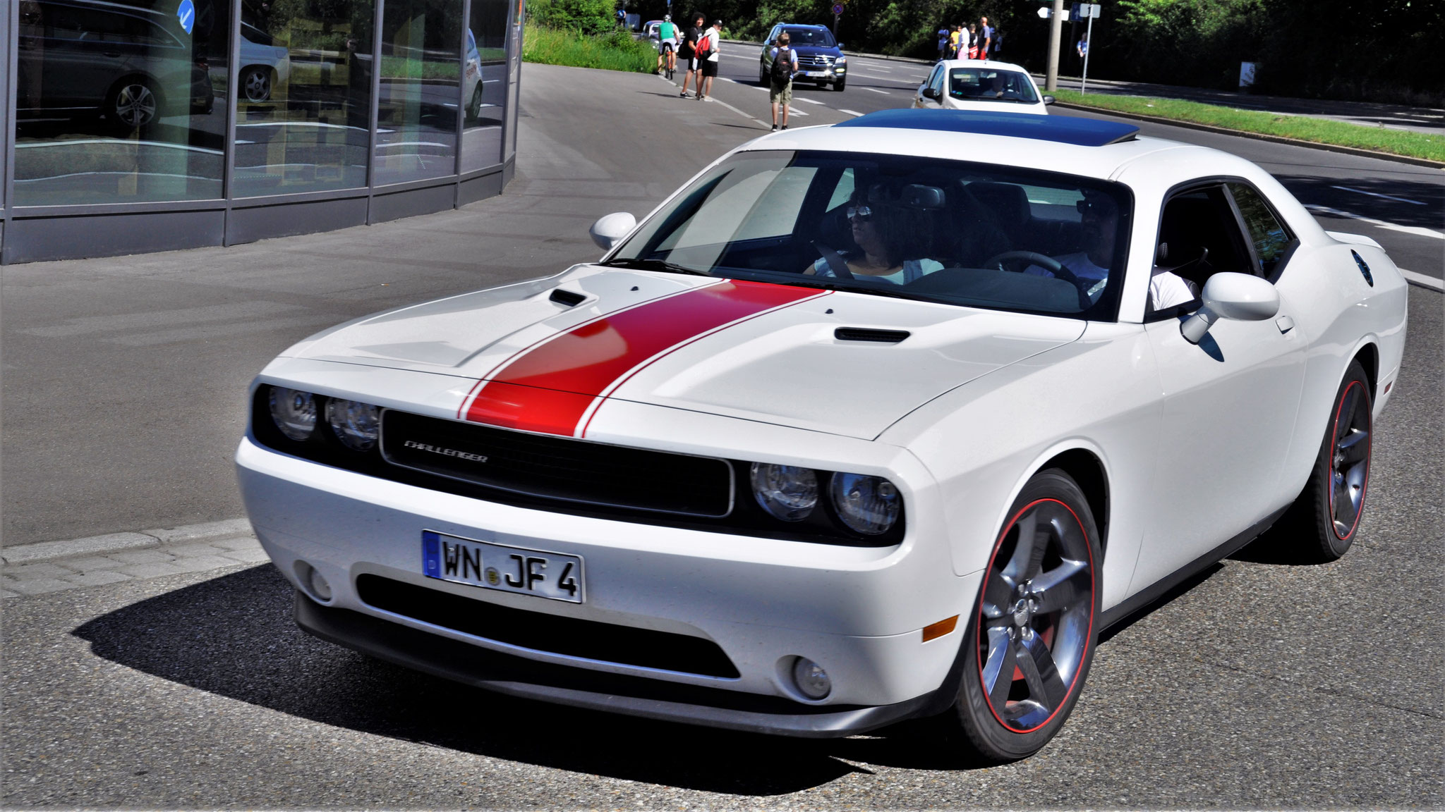 Dodge Challenger SRT 8 - WN-JF-4