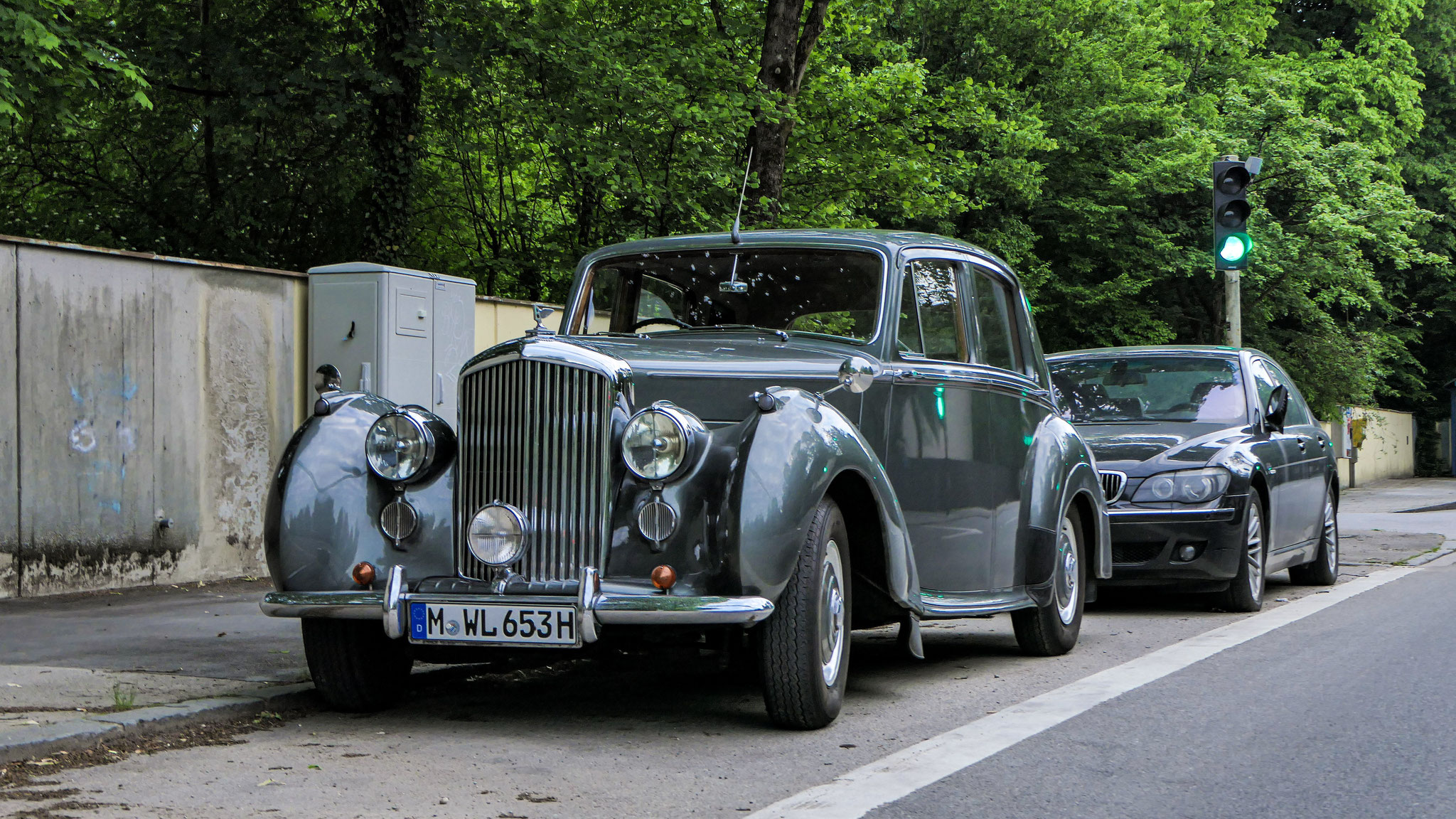 Bentley R-Type - M-WL-653H
