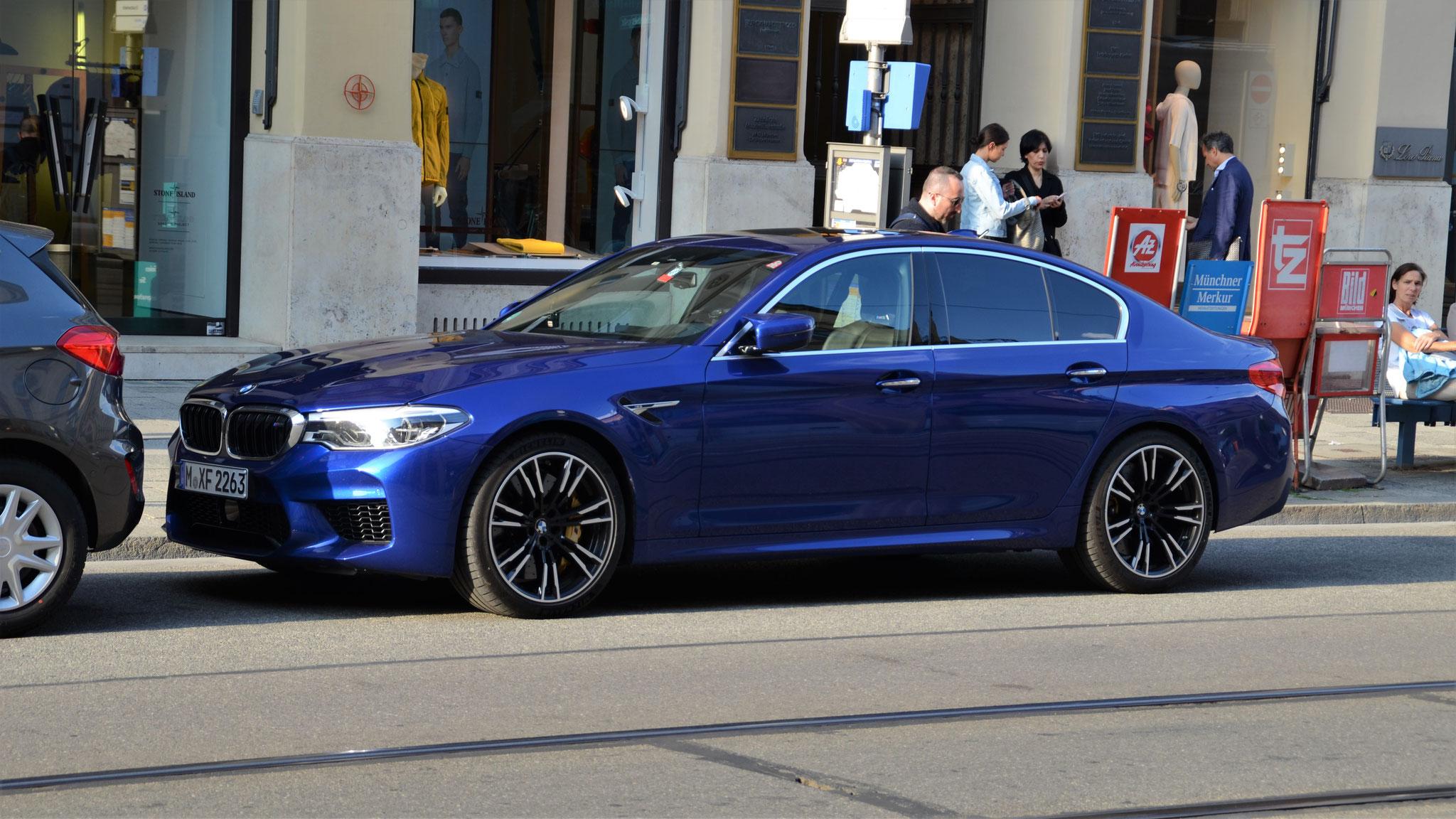 BMW M5 - M-XF-2263