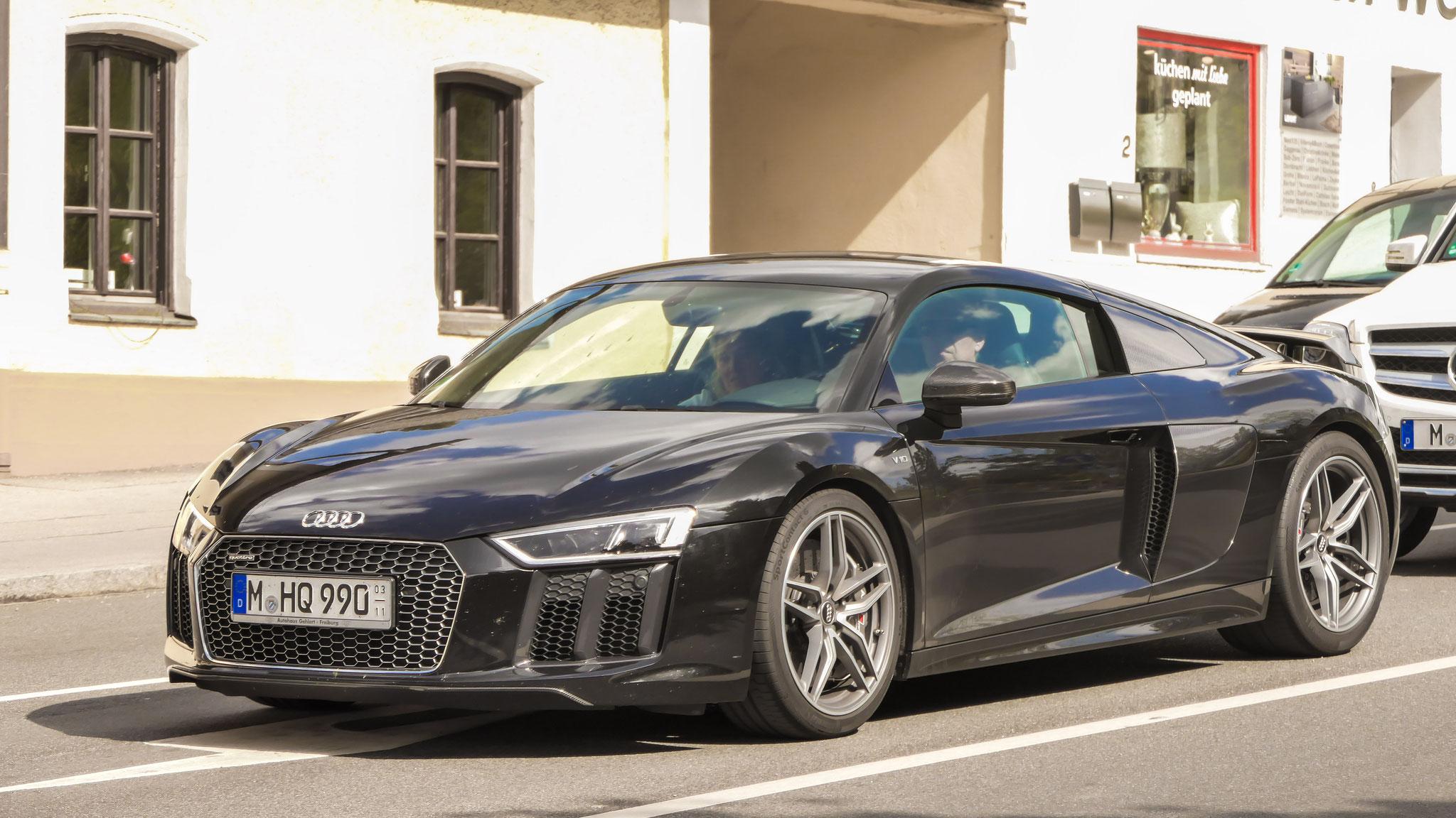 Audi R8 V10 - M-HQ-990
