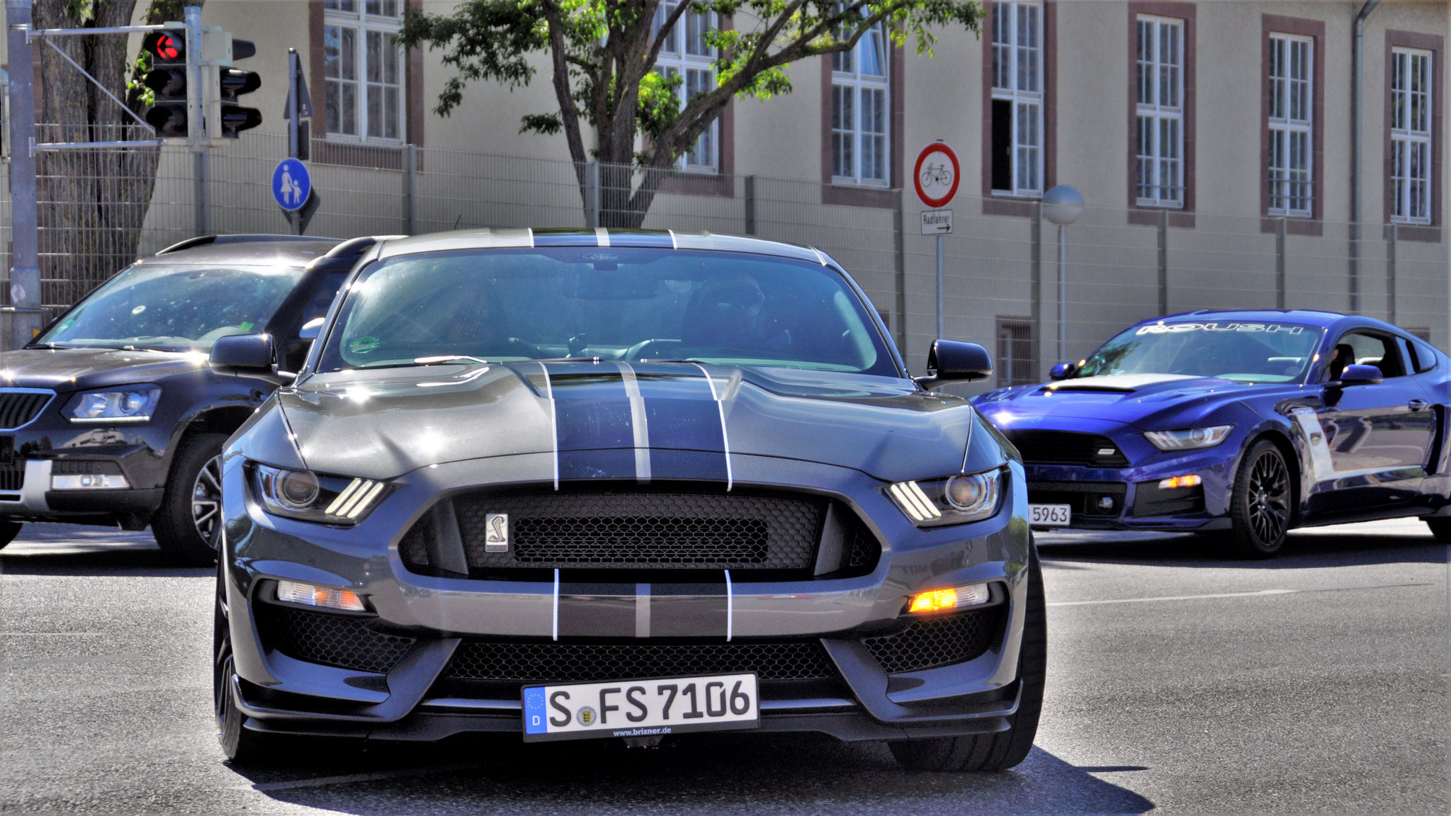 Ford Mustang Shelby GT - S-FS-7106