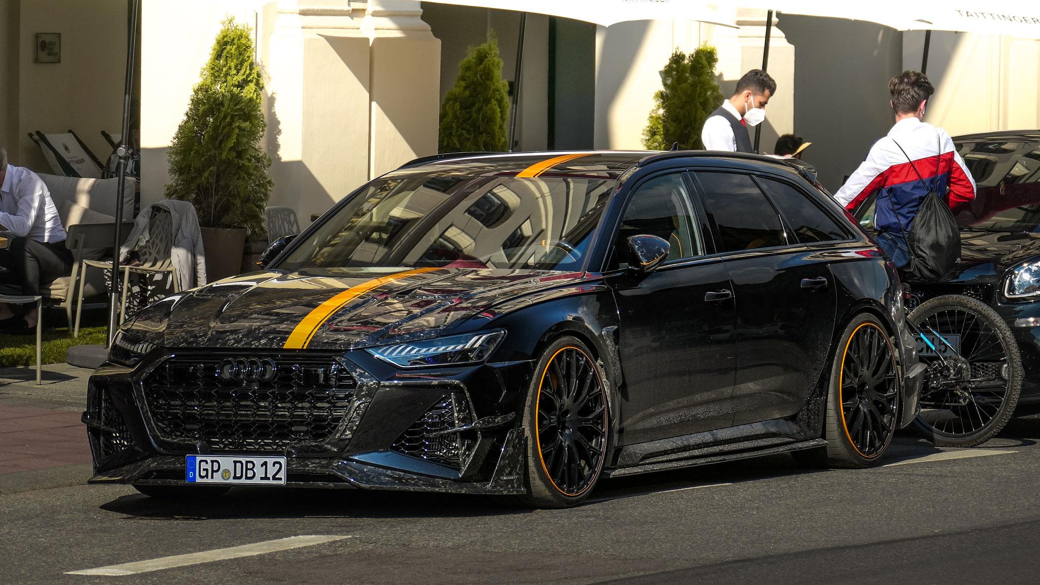 Mansory Audi RS6 - GPDB-12
