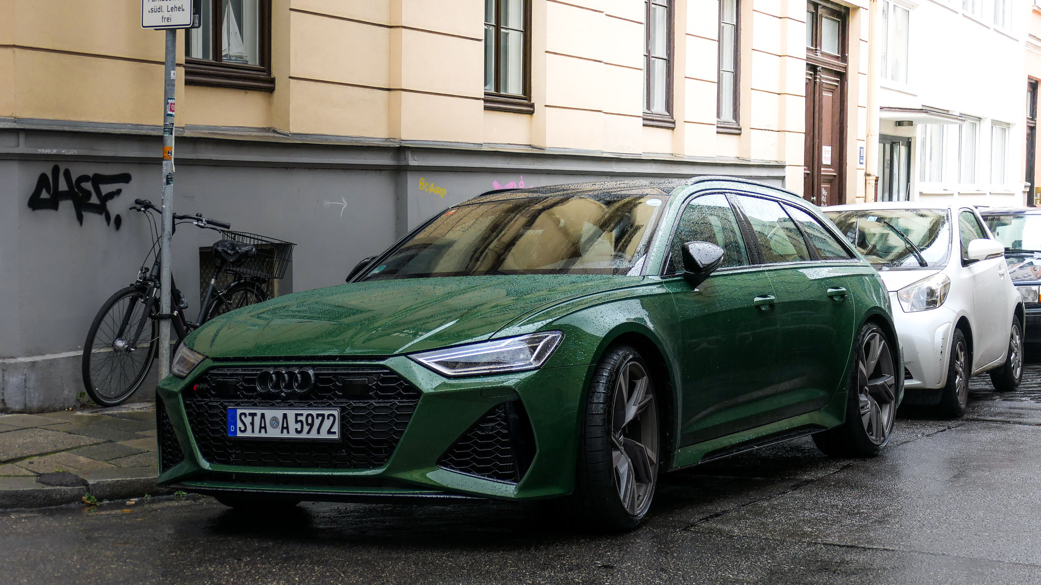 Audi RS6 - STA-A-5972