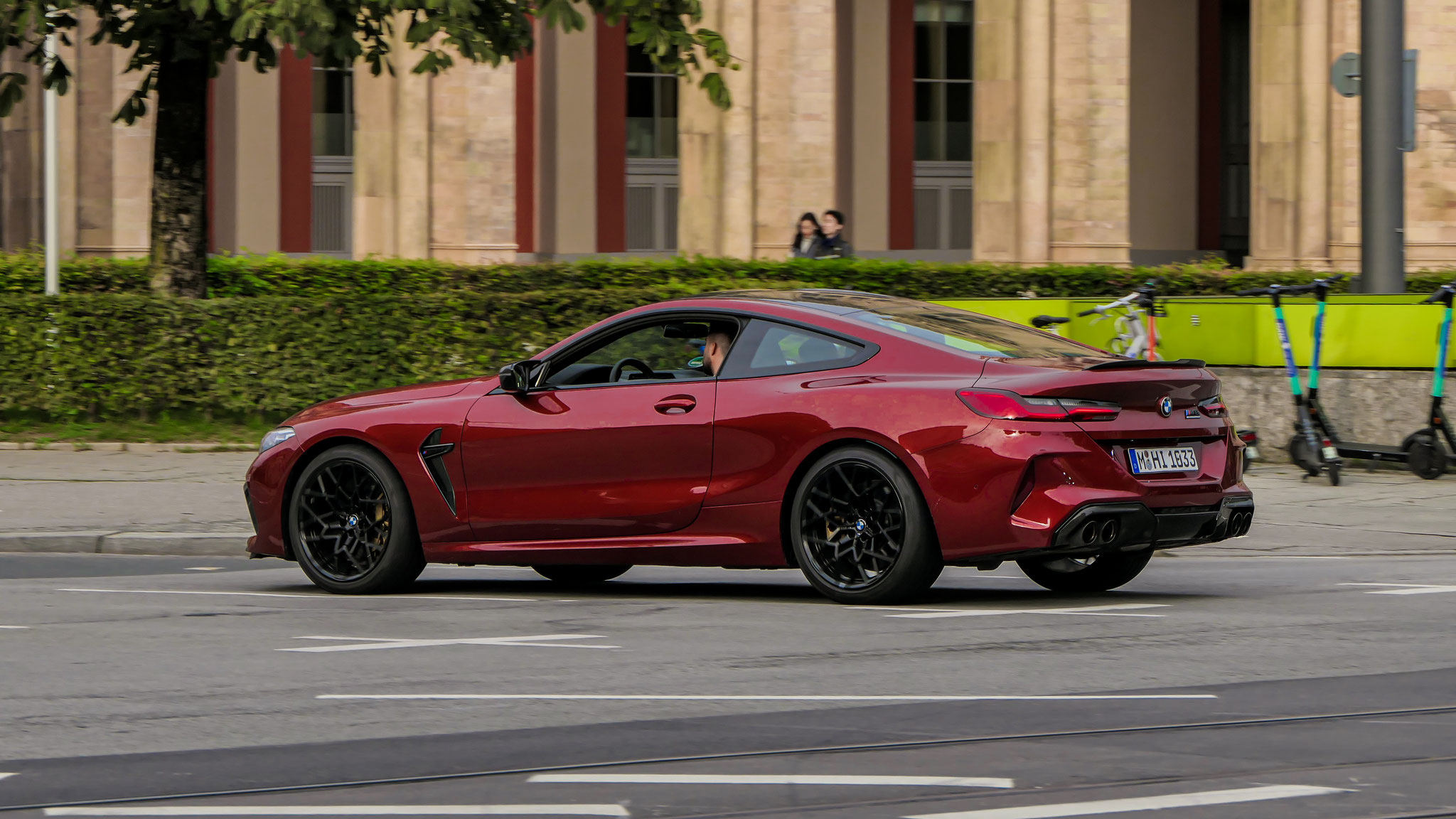 BMW M8 Competition - M-HI-1033