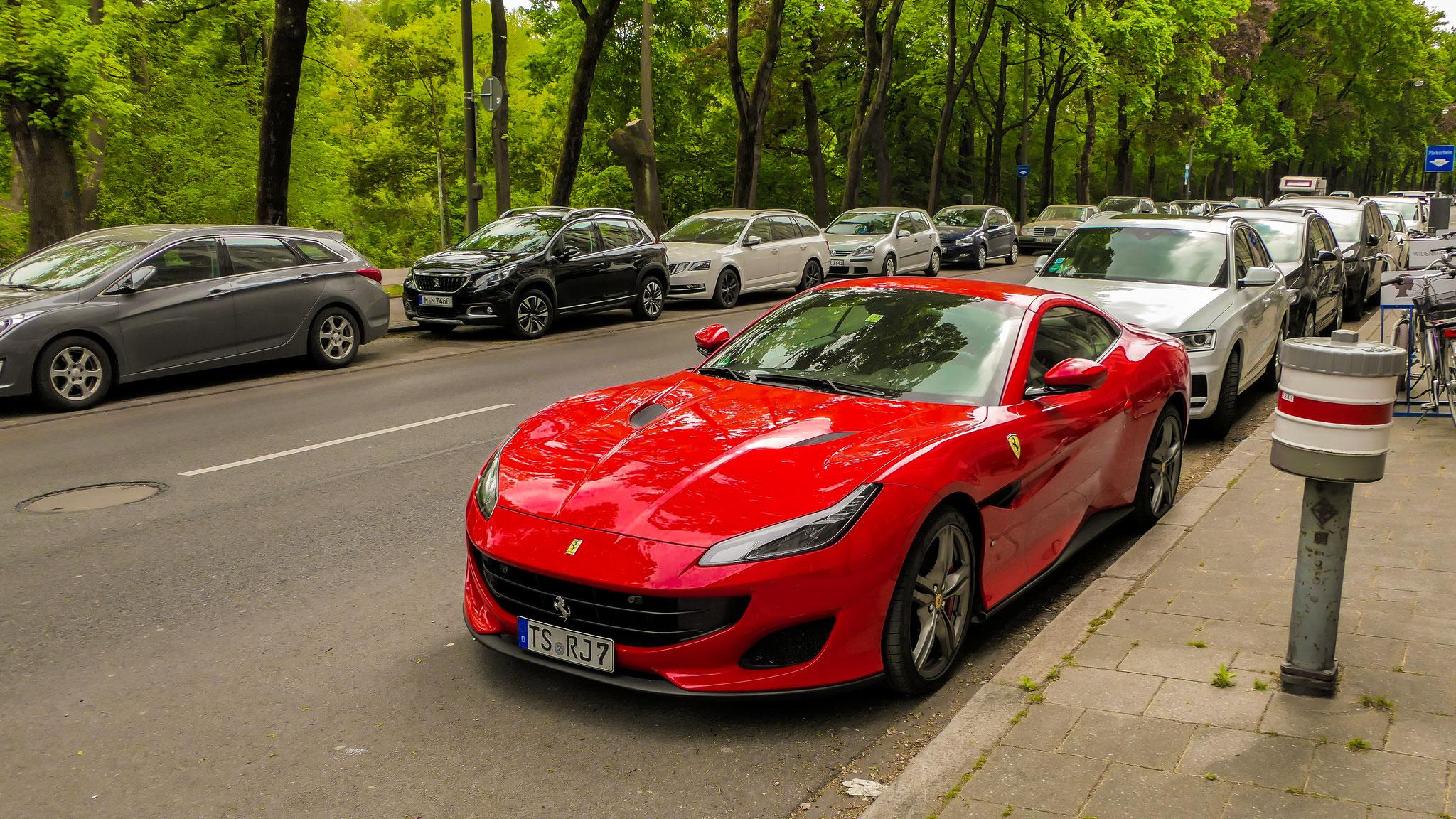 Ferrari Portofino - TS-RJ-7