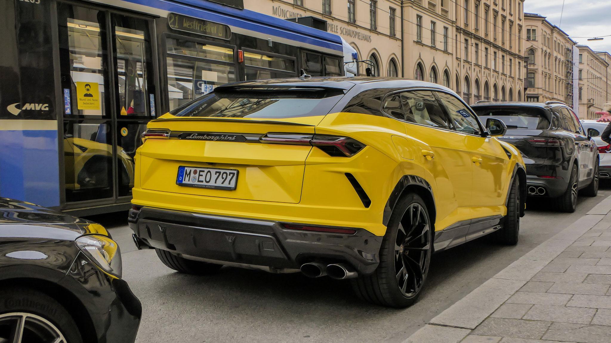 Lamborghini Urus - M-EO-797